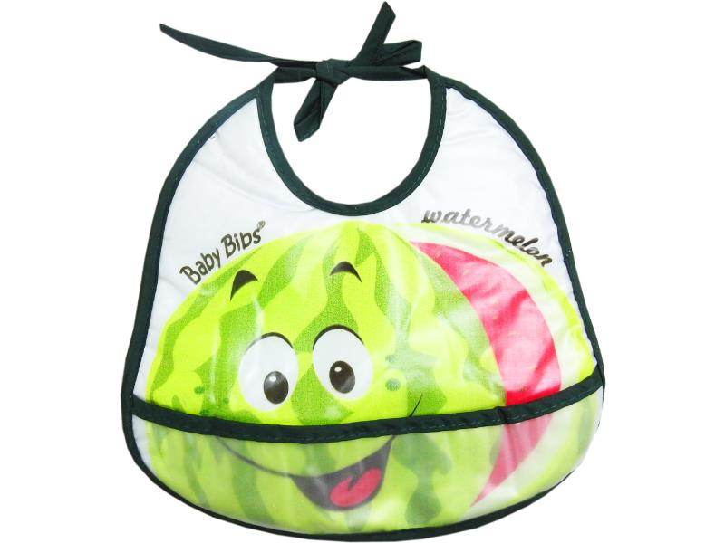 397 Wholesale printed design baby bibs 5 pieces in package