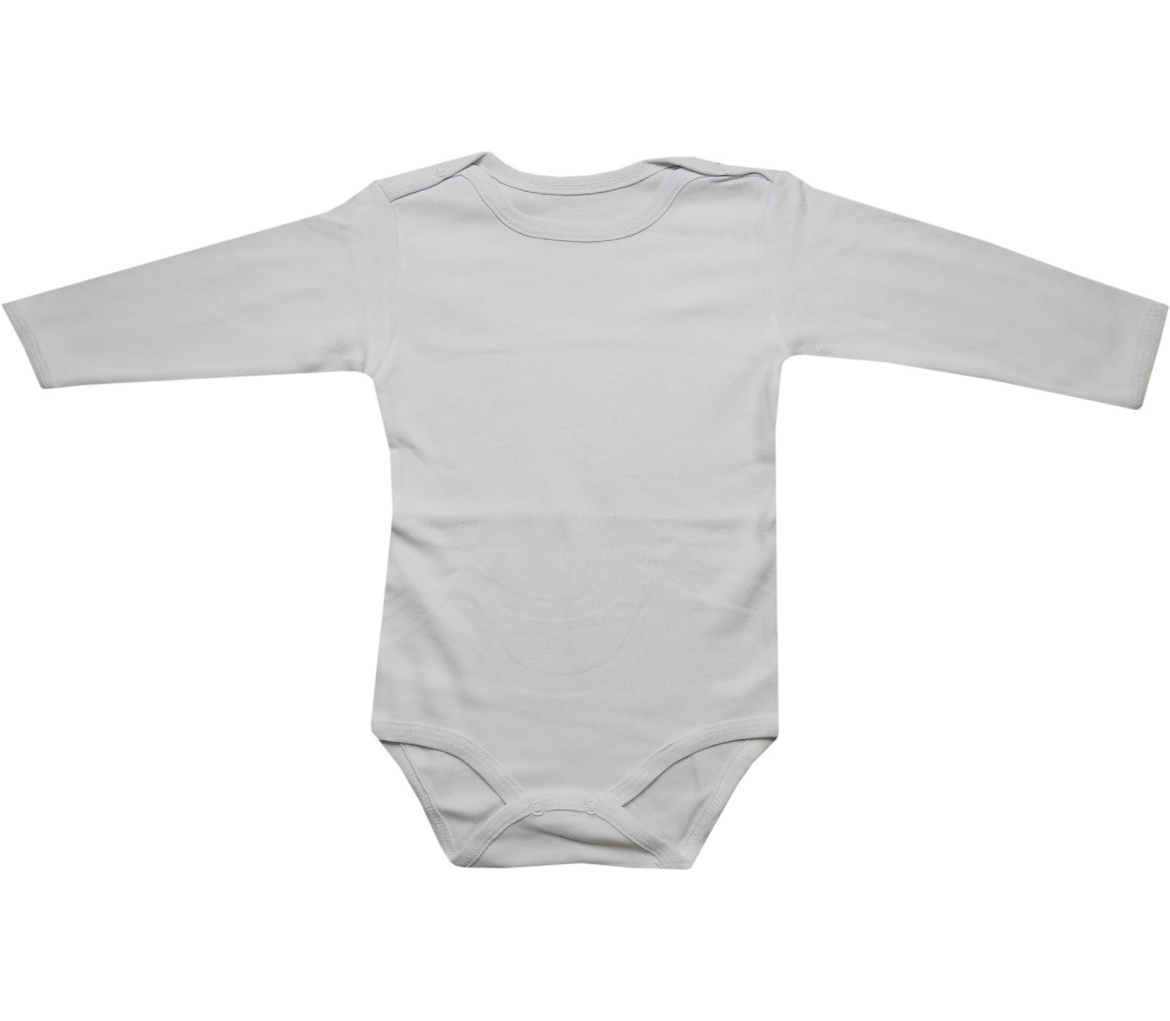279 Wholesale snap fastening bodysuit for baby (9-12-18 month)