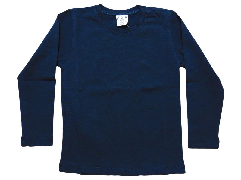 002 Wholesale long sleeve t-shirt for children (1-2-3-4 age)