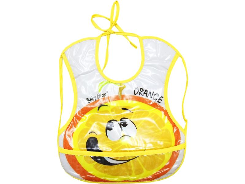 1 Wholesale fruit printed bibs for baby 5 pieces in package