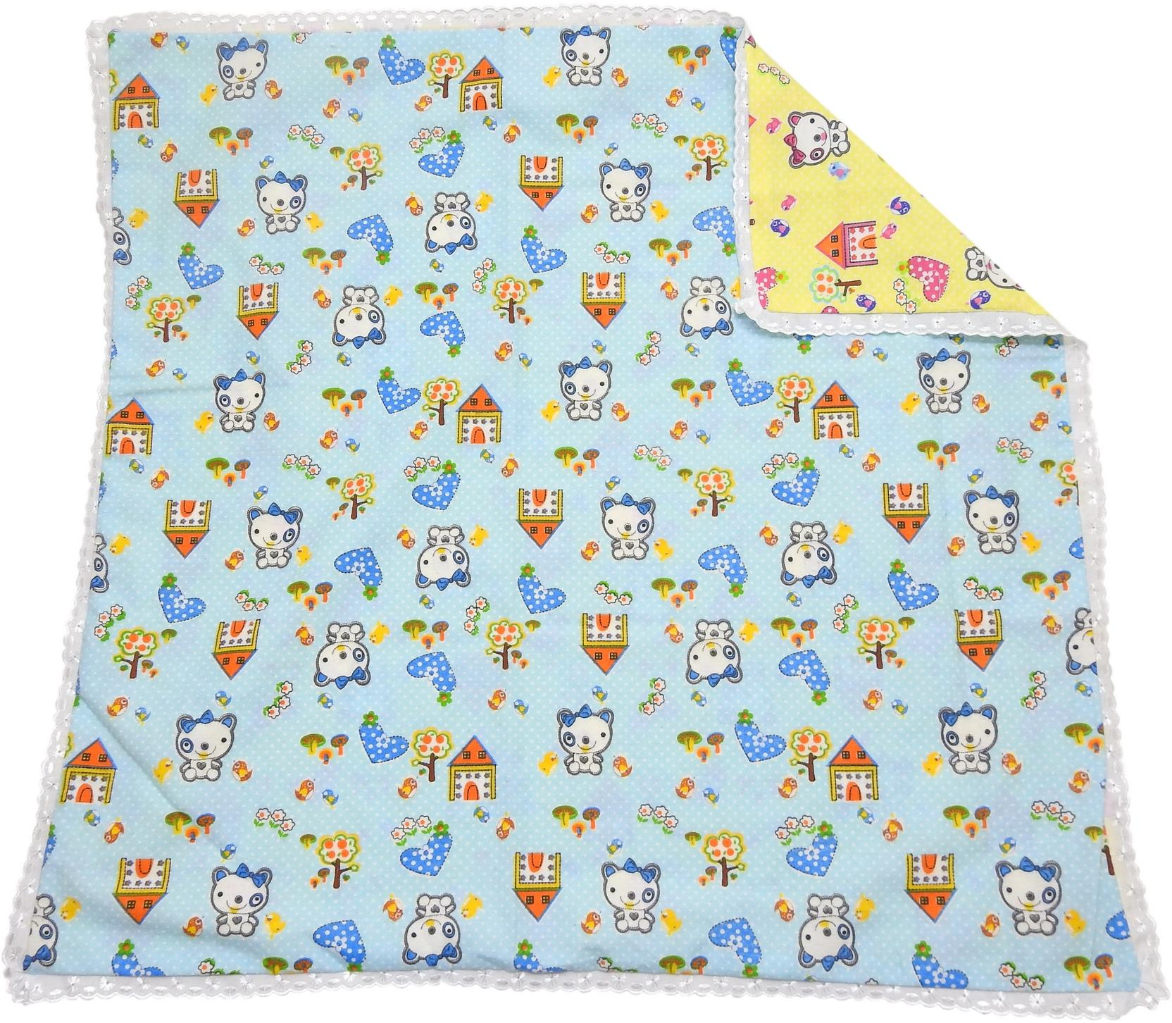 1 Wholesale patterned blanket for baby