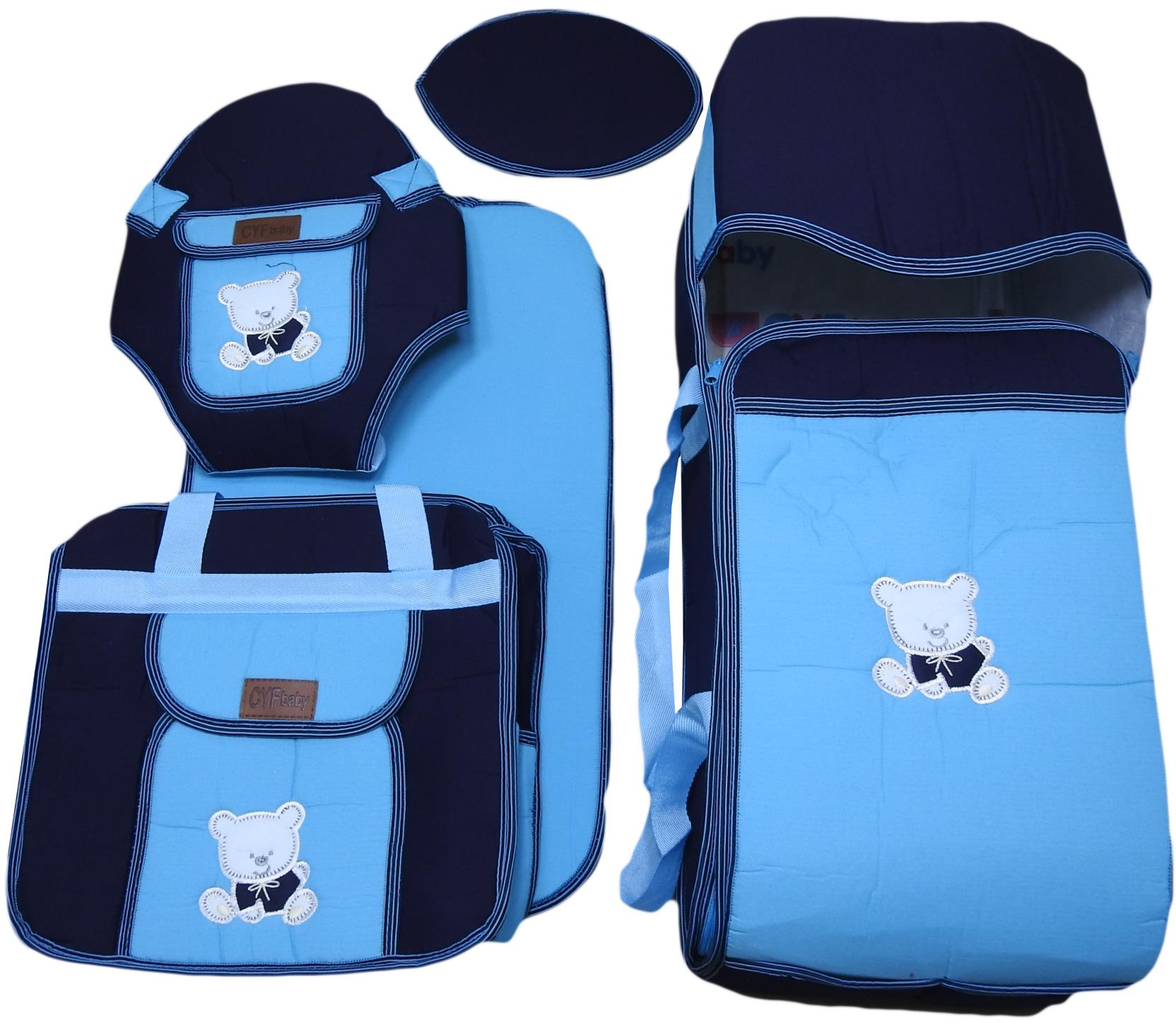 149 wholesale children set of 4 item, bag carrier for baby + diaper bag+baby carrier+pad