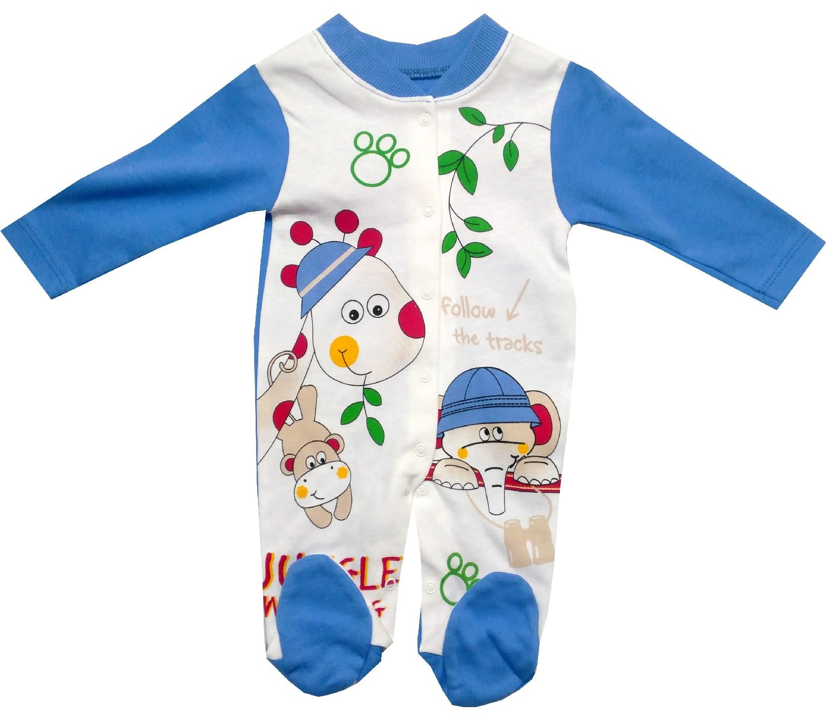Wholesale printed design assorted rompers for babies (3-6-9 month)