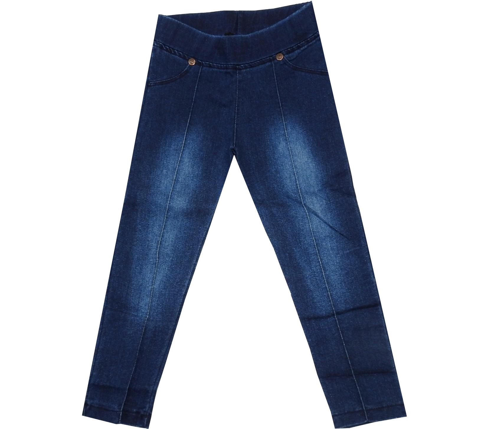 JEANS TIGHT FOR GIRL (3-4-5-6-7 AGE)