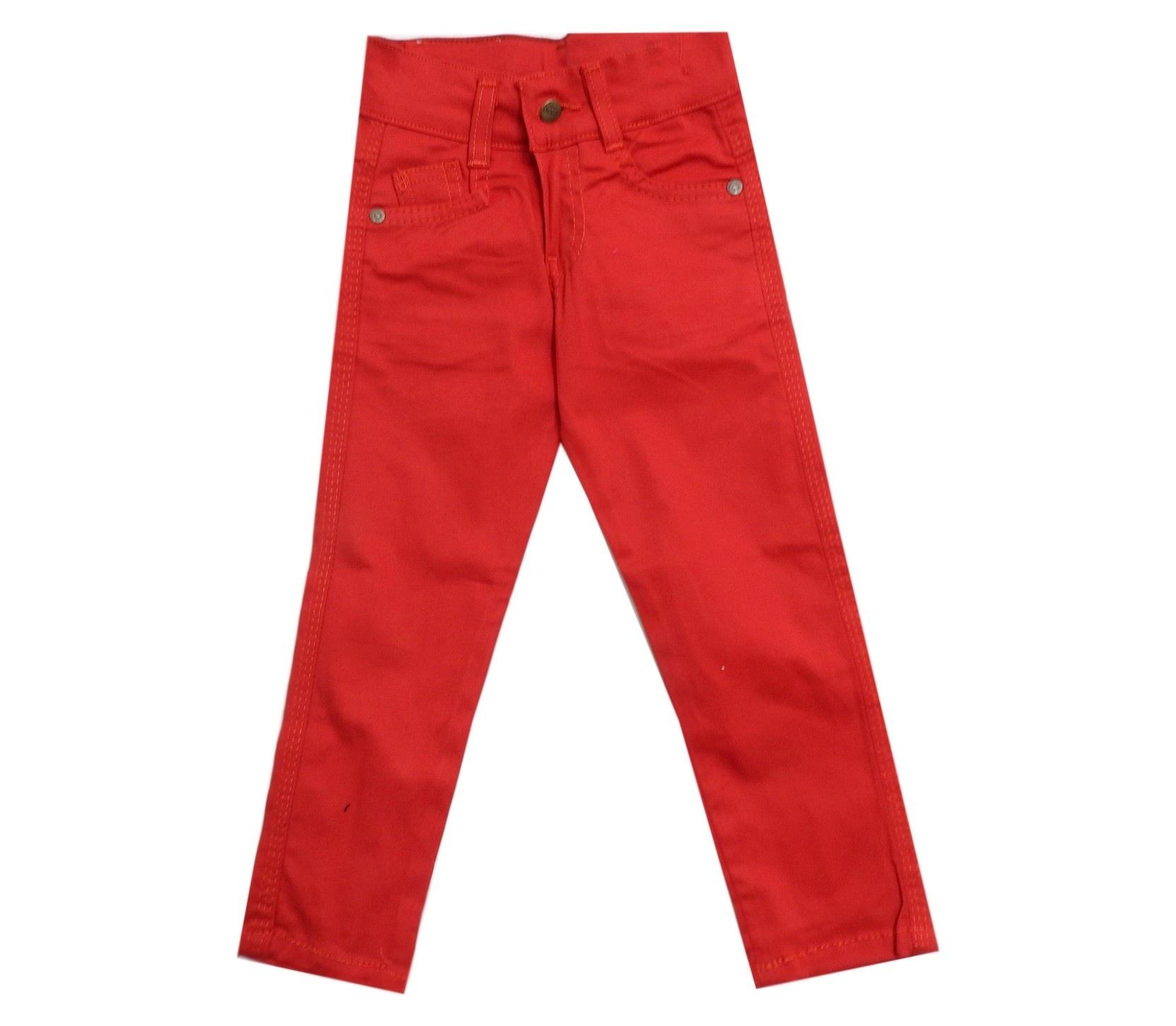 LINEN PANTS FOR GIRL (1-2-3-4 AGE)