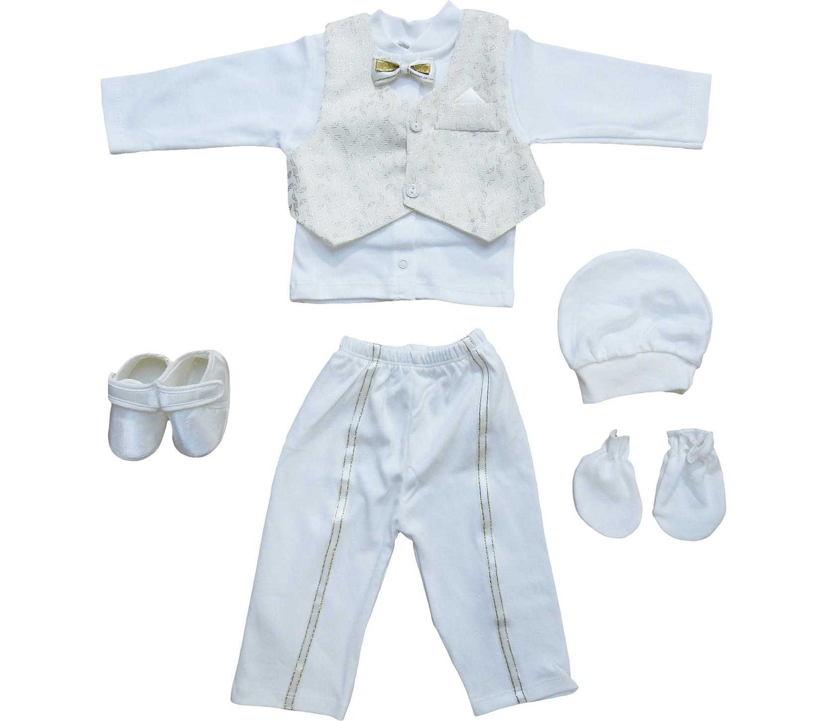 Wholesale kits for discharge and baptism, for baby boys