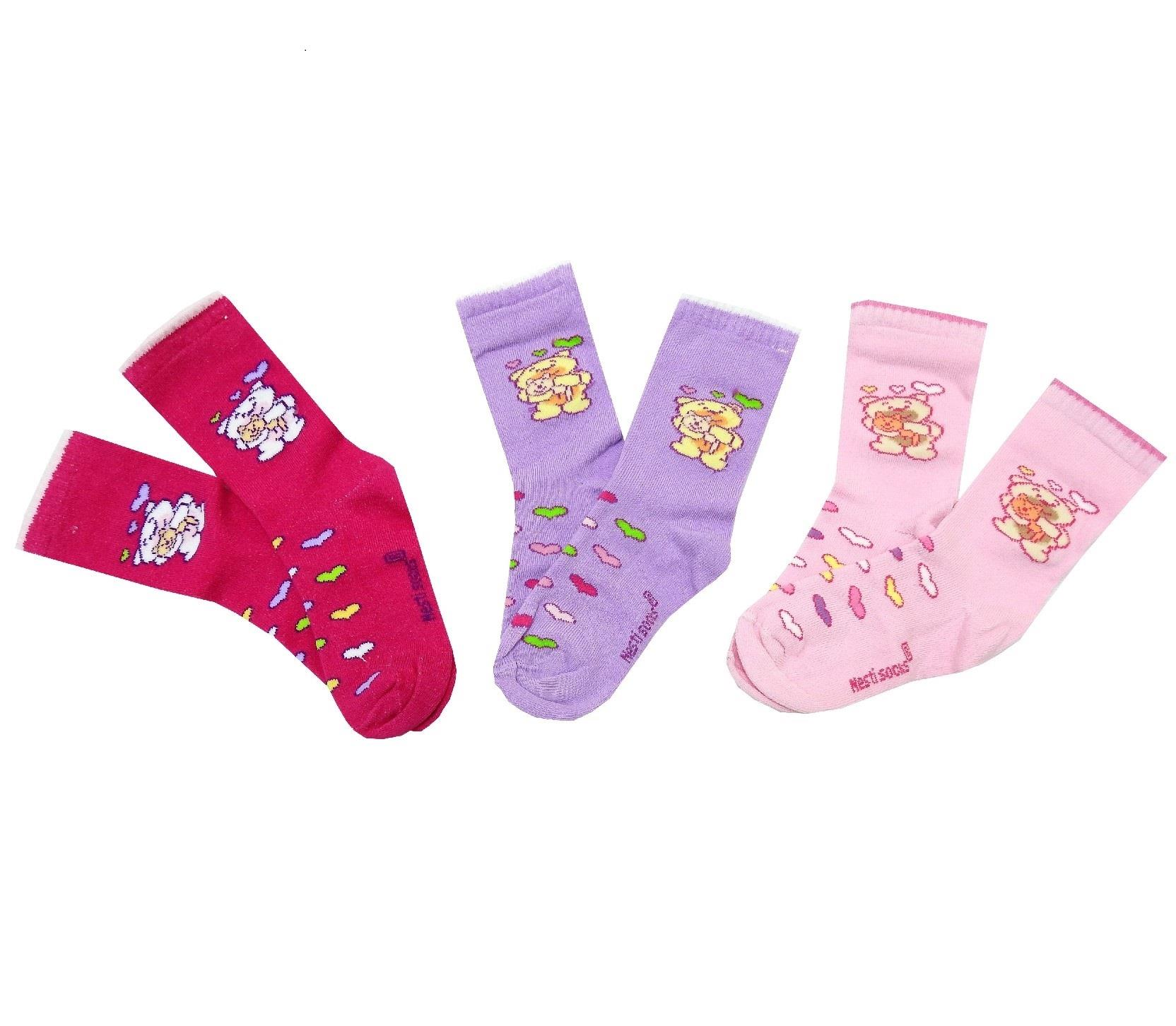 WHOLESALE SOCKS FOR KIDS 12 PIECES IN PACKAGE