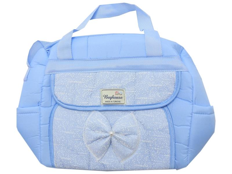 TULLE DESIGNED RIBBON BUCKLE CAREBAG