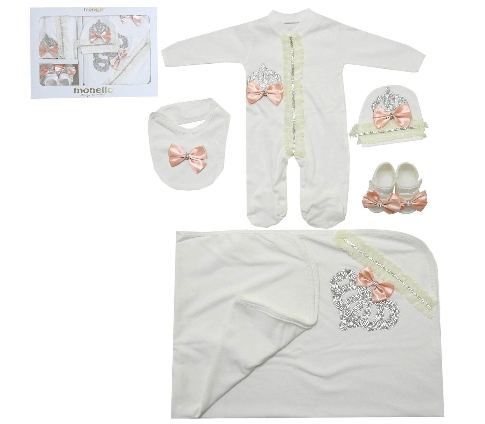 WHOLESALE NEWBORN SET 5 PIECES IN PACKAGE