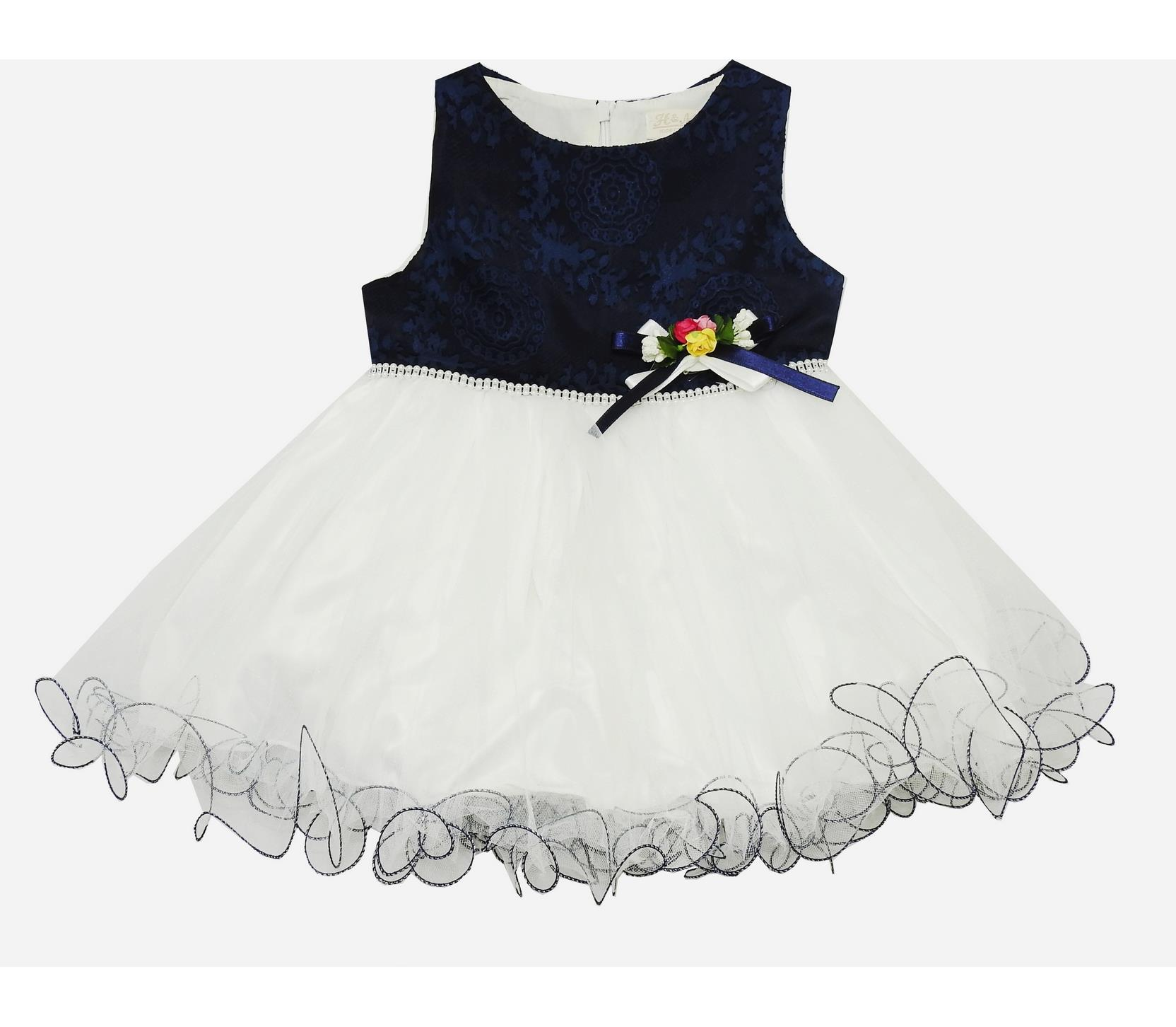 TULLE DESIGN DRESS FOR GIRL (2-3-4-5 AGE)