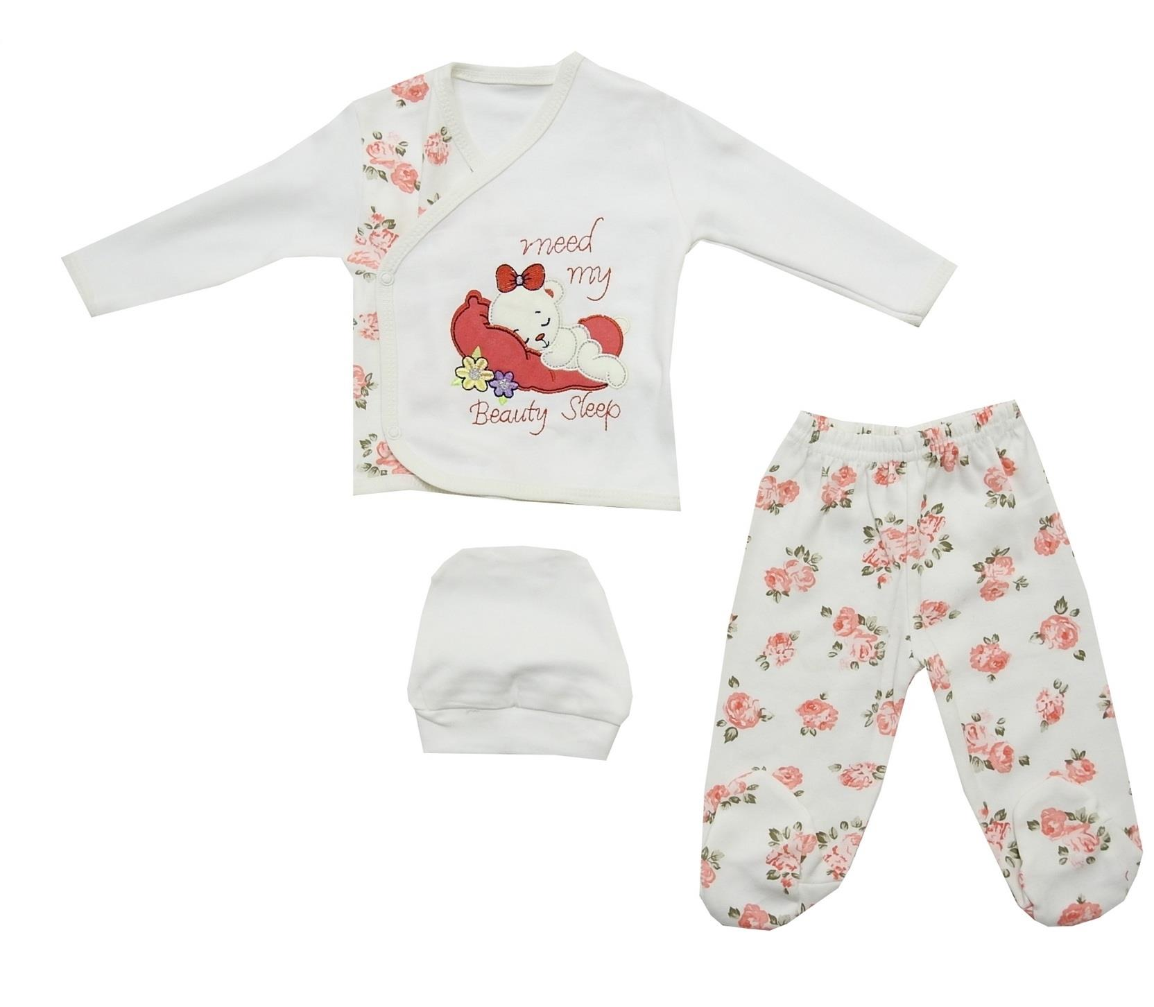 ASSORTED SET FOR NEWBORN (3-6-9 MONTH)
