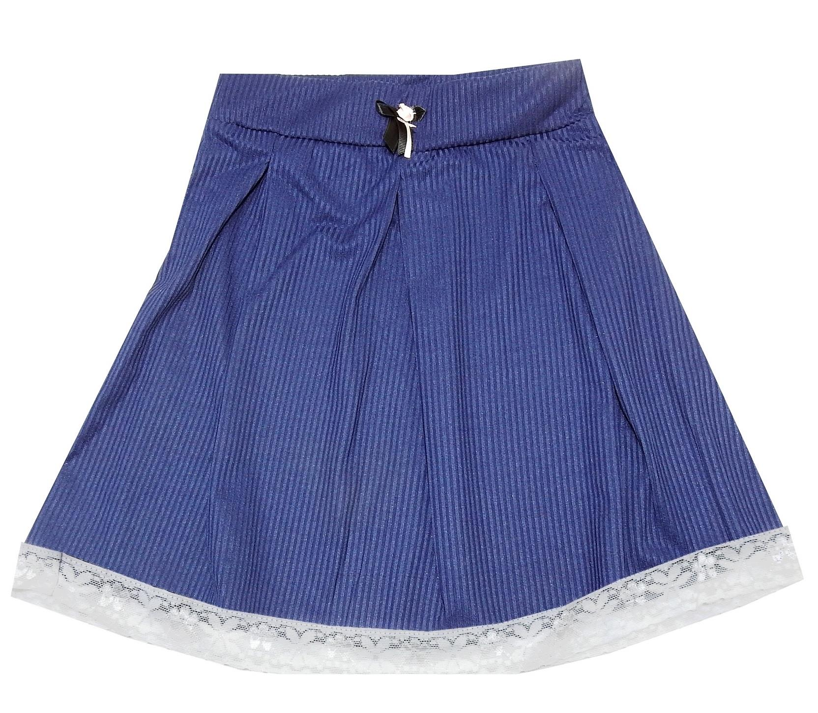 LACY DESIGN ON THE DOWN SECTION SKIRT (6-7-8-9-10 AGE)