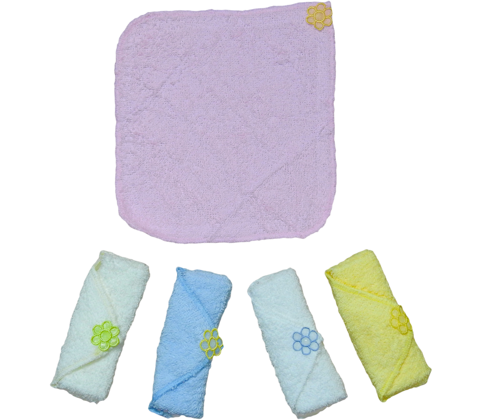 423 Wholesale handkerchief for girl baby products