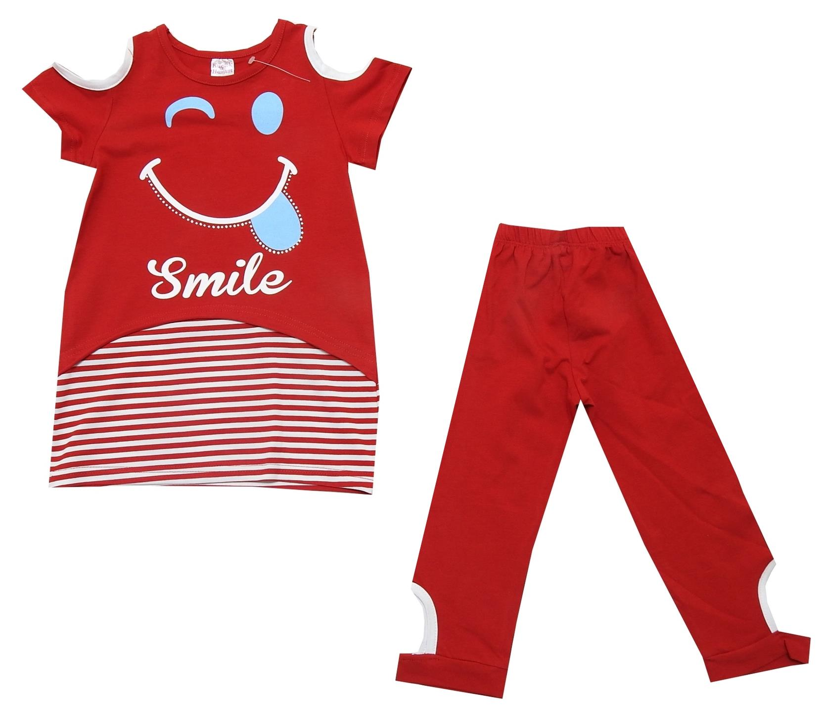 6046 DOUBLE SET FOR GIRL ( 5-6-7-8 AGE )