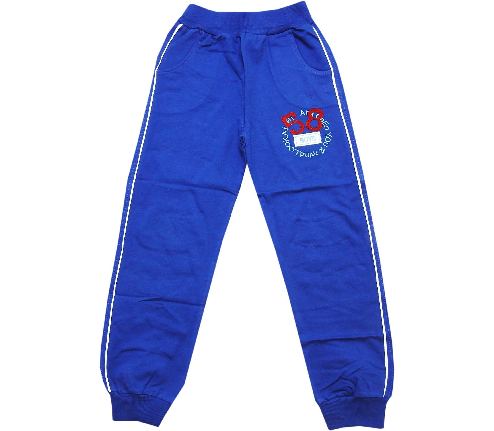 Wholesale 58 sewed design single pant for boy (9-10-11-12 age)