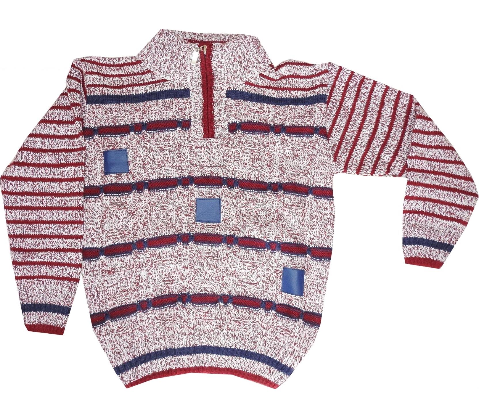TURTLENECK SWEATER FOR BOY (5-7-9 AGE)