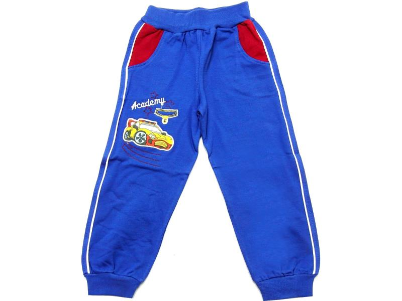 209 Wholesale car printed trouser for boy children clothes (5-6-7-8 age)