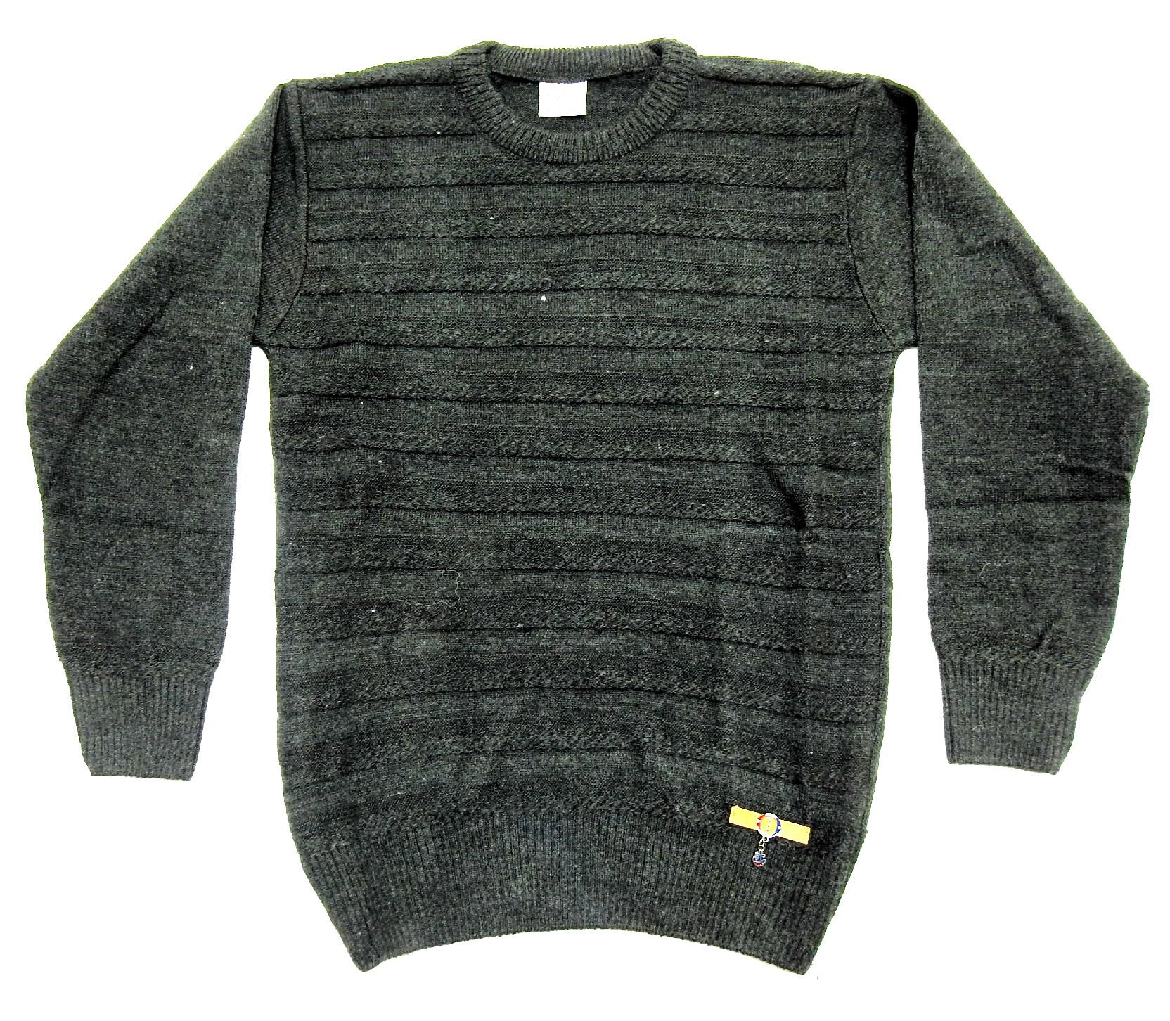 WHOLESALE KNITTED DESIGN PULLOVER SWEATER FOR BOY/KIDS AND BABY (10-12-14 AGE)