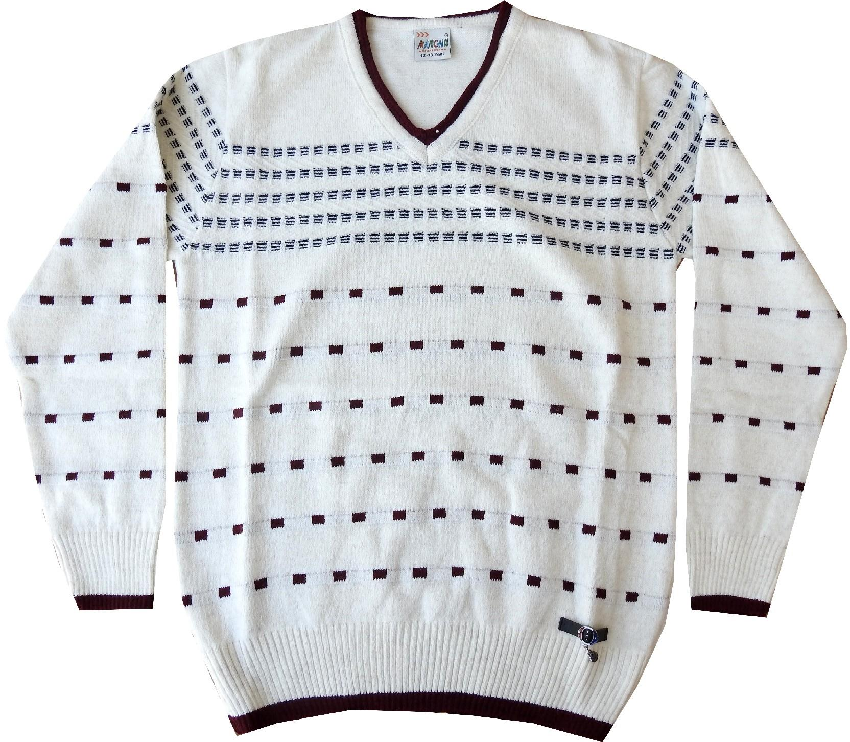 Wholesale sweater for boy (10-12-14 age)