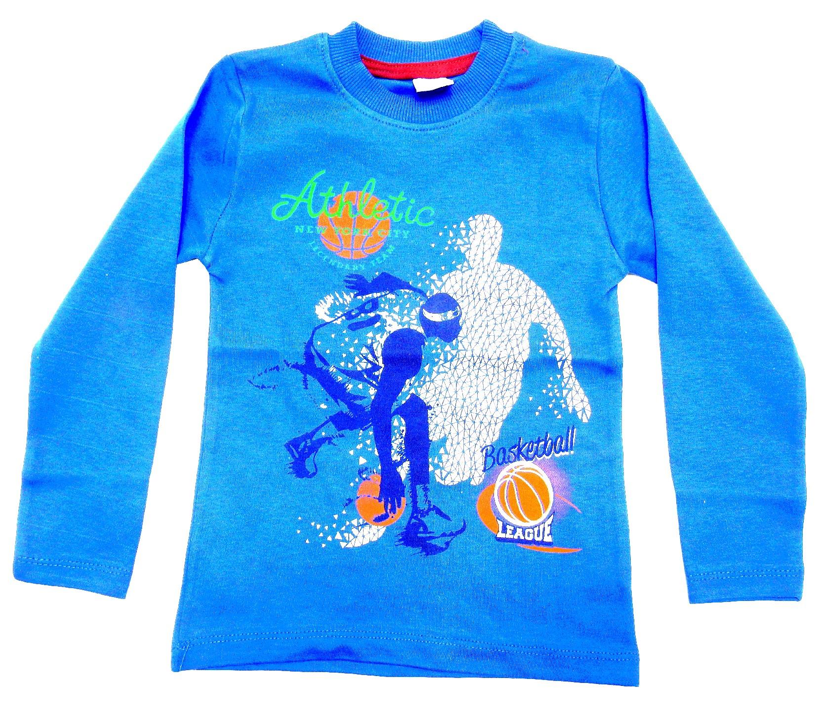 JUNIOR AND ATHLETIC PRINTED SWATSHIRT FOR BOY (6-7-8-9 AGE)
