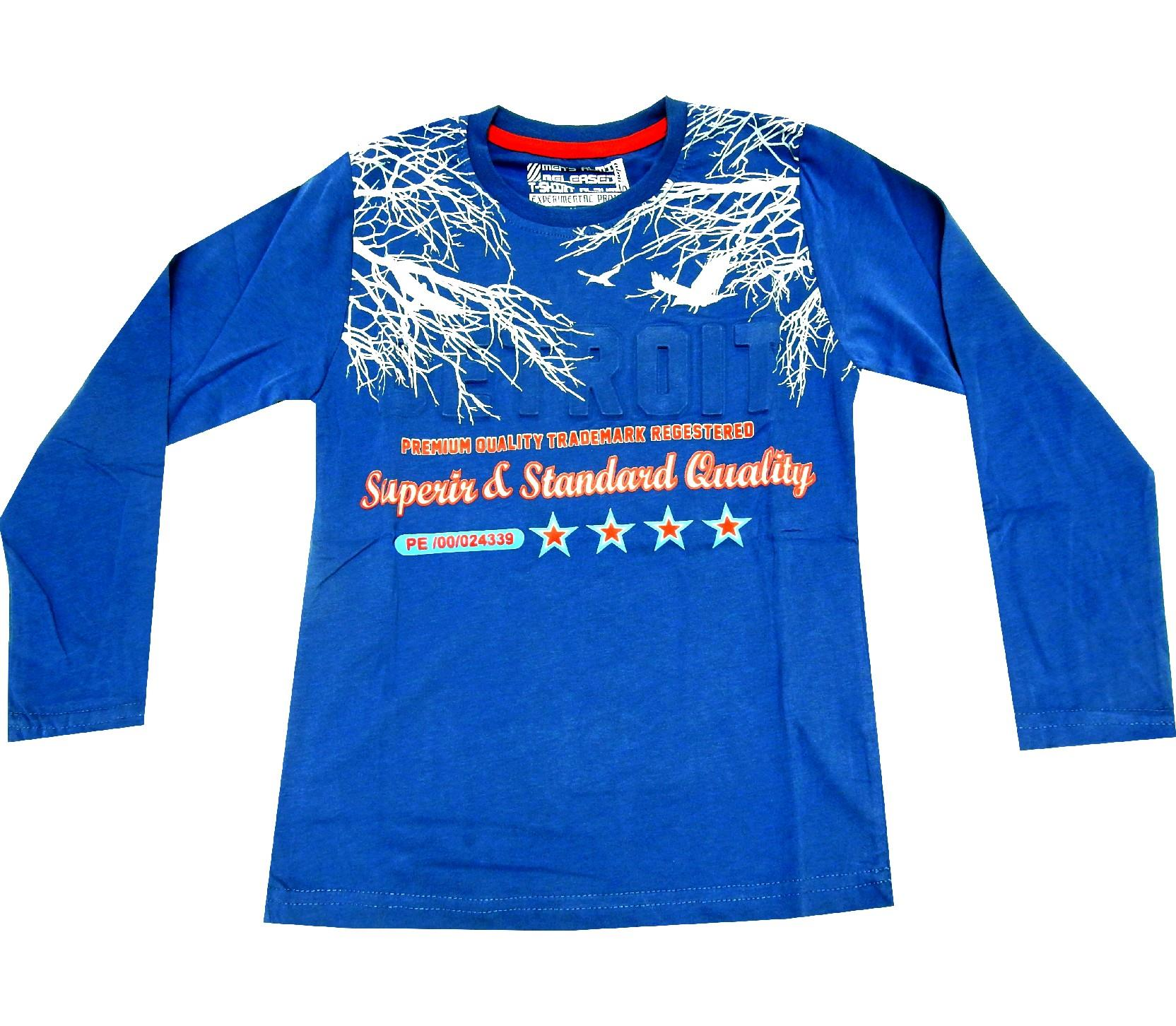 WHOLESALE DETROIT PRINTED SWEATSHIRT FOR BOY (5-6-7 AGE)