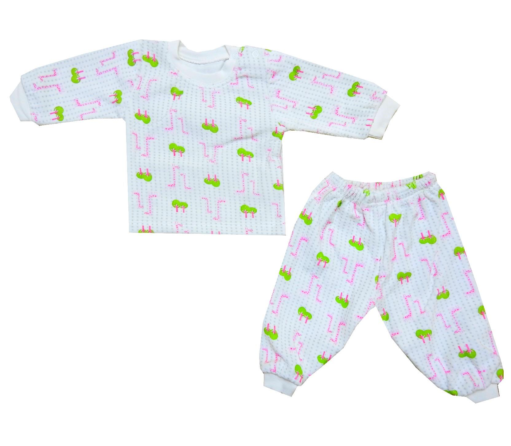 Wholesale embroidery pyjamas for baby (3-6 month)
