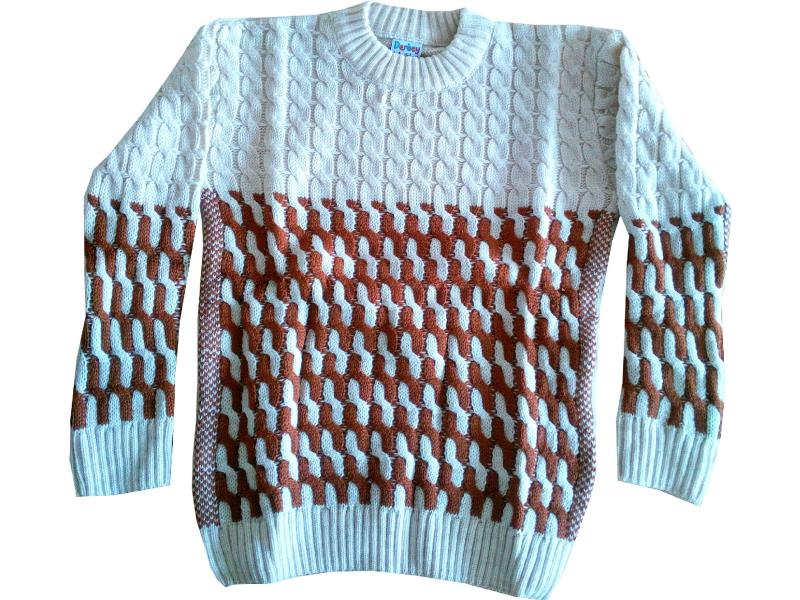Wholesale knitted sweater for boy (4-6-8 age)
