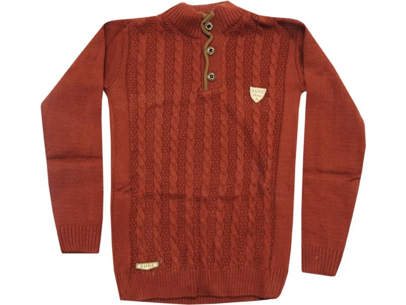 98 wholesale knitted pullover for boy (10-12-14 age)