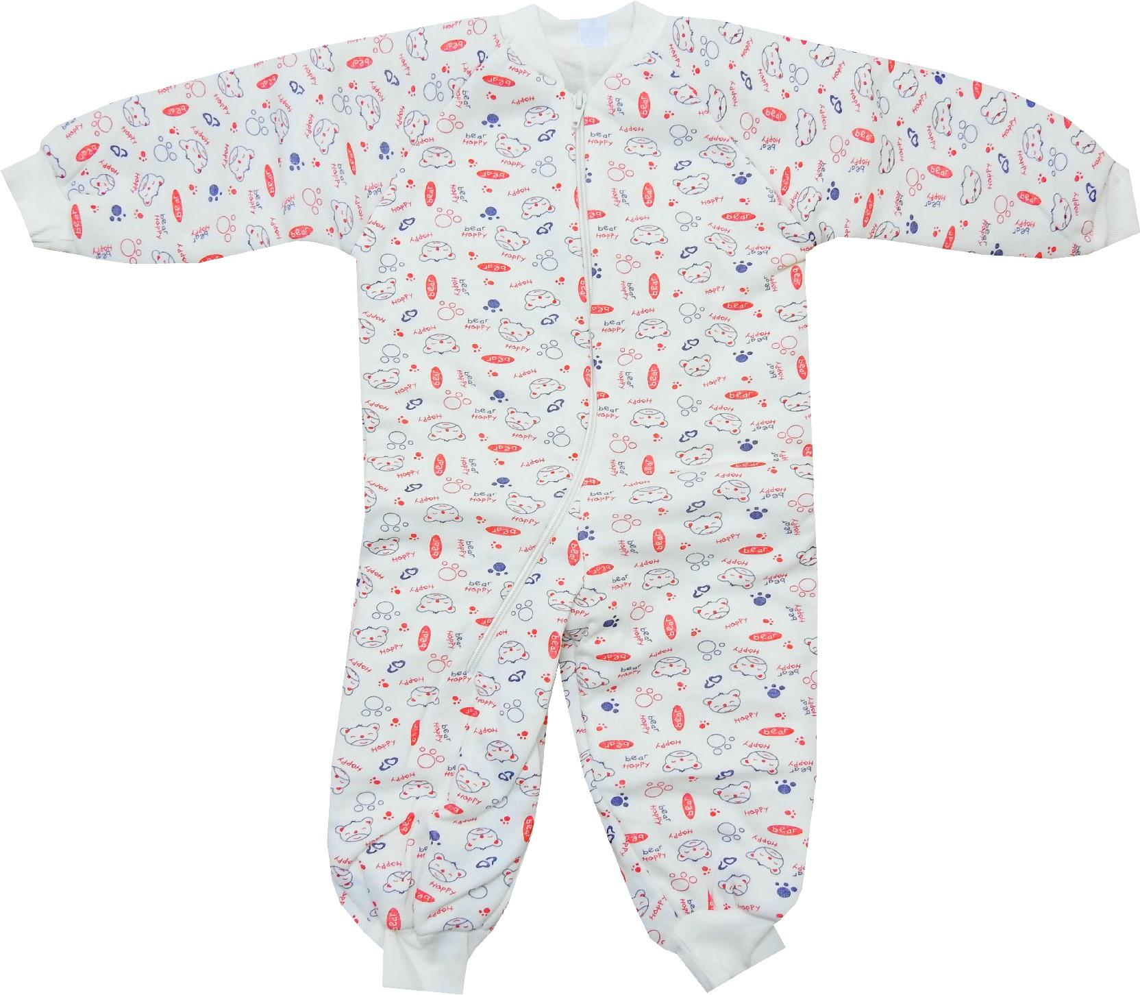 Wholesale bear face embroidery overall (romper) for boy (1-2-3 age)
