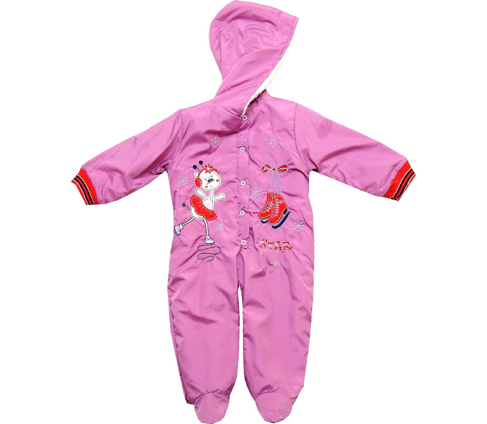 Wholesale hooded waterproof romper for baby (9-12-18 month)
