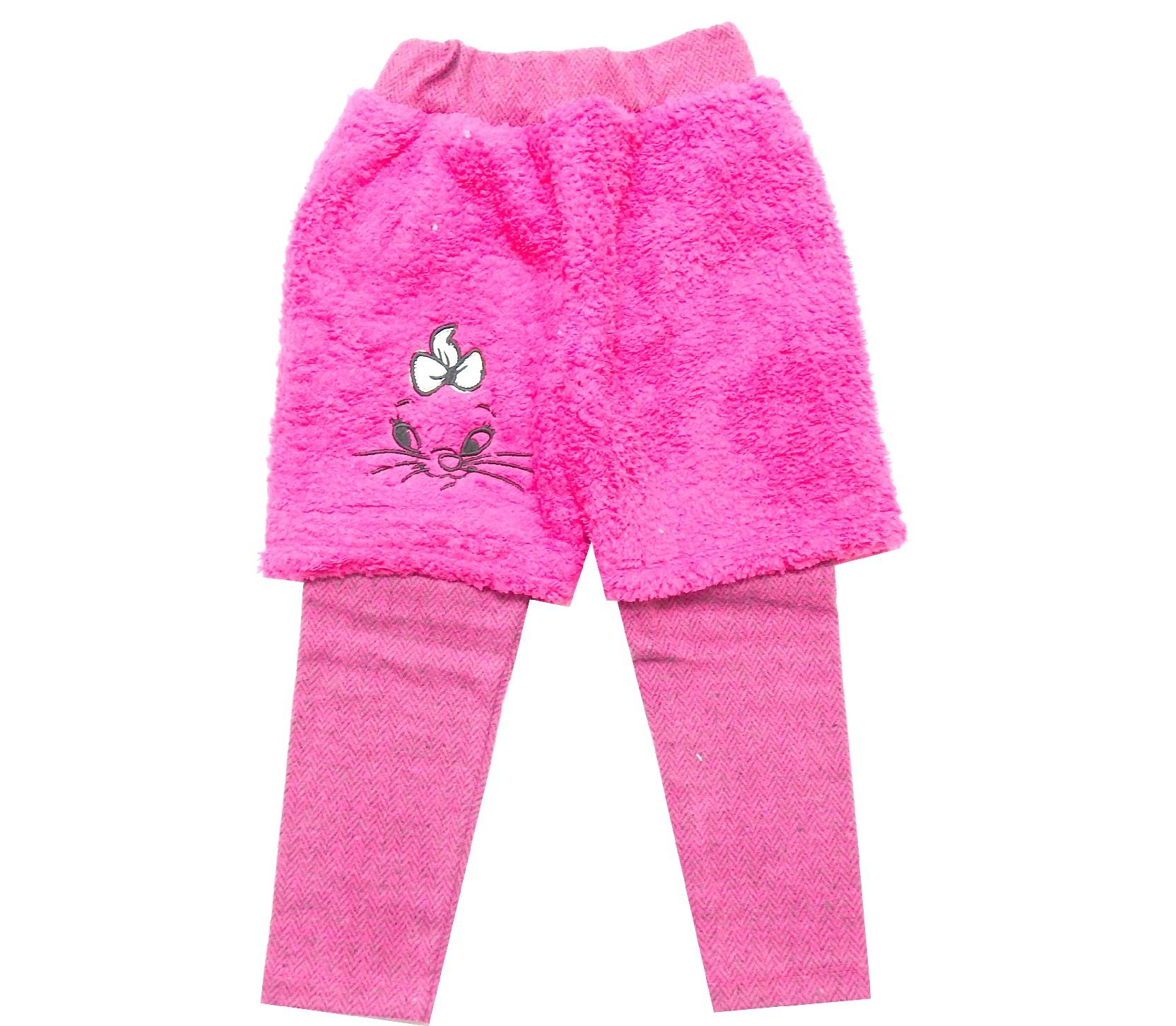 Wholesale cat print short-tight for girl (3-4-5-6 age)