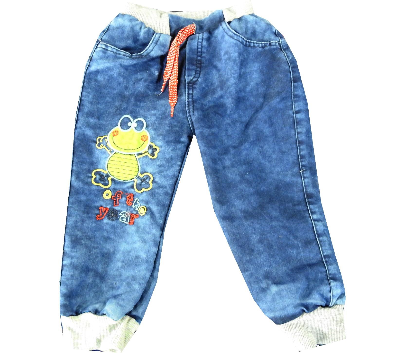 Wholesale assorted jeans pants for kids (1-2-3-4 age)