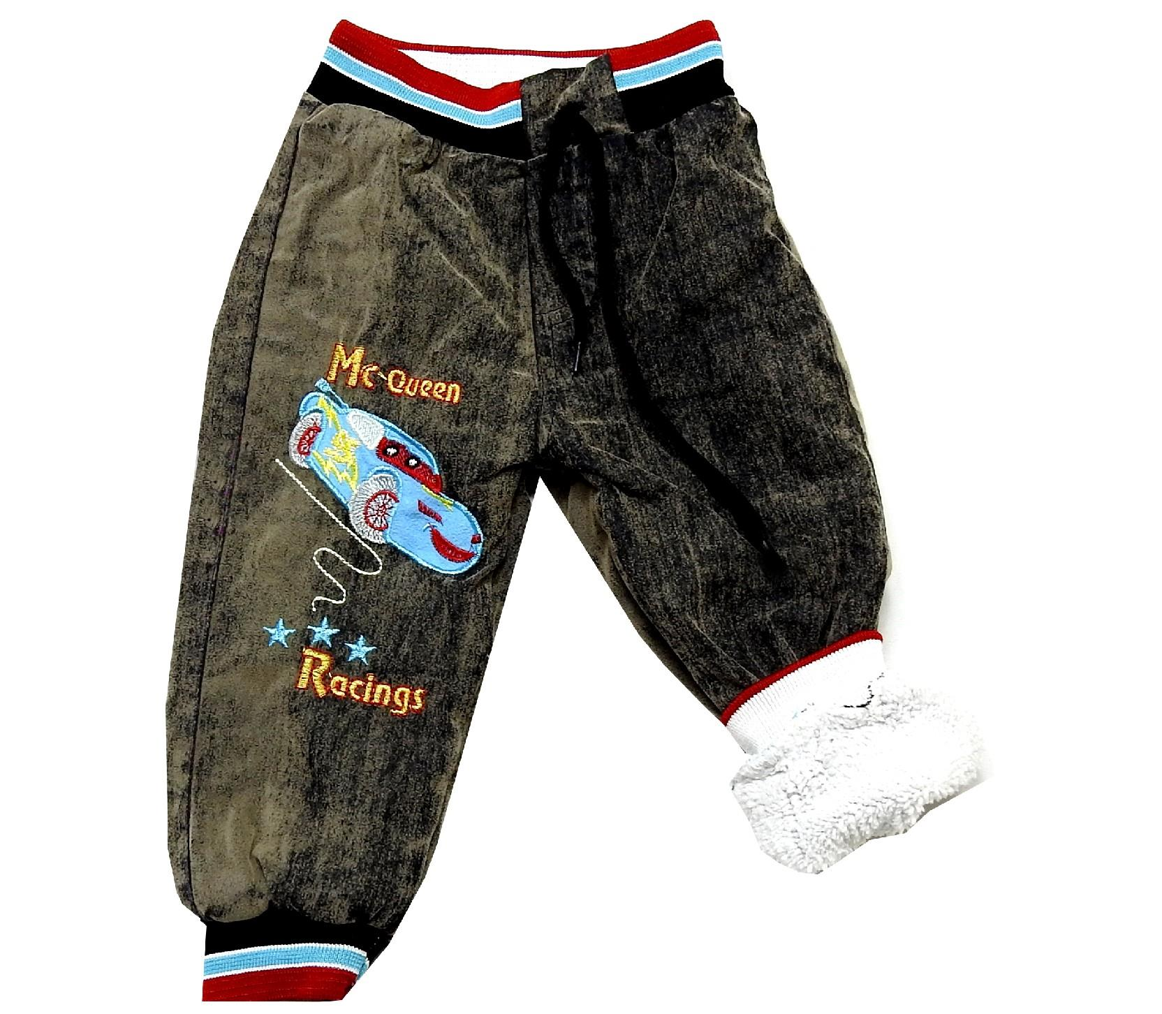 Wholesale faux shearling, velvet, car sewed pant for booy (1-2-3-4 age)