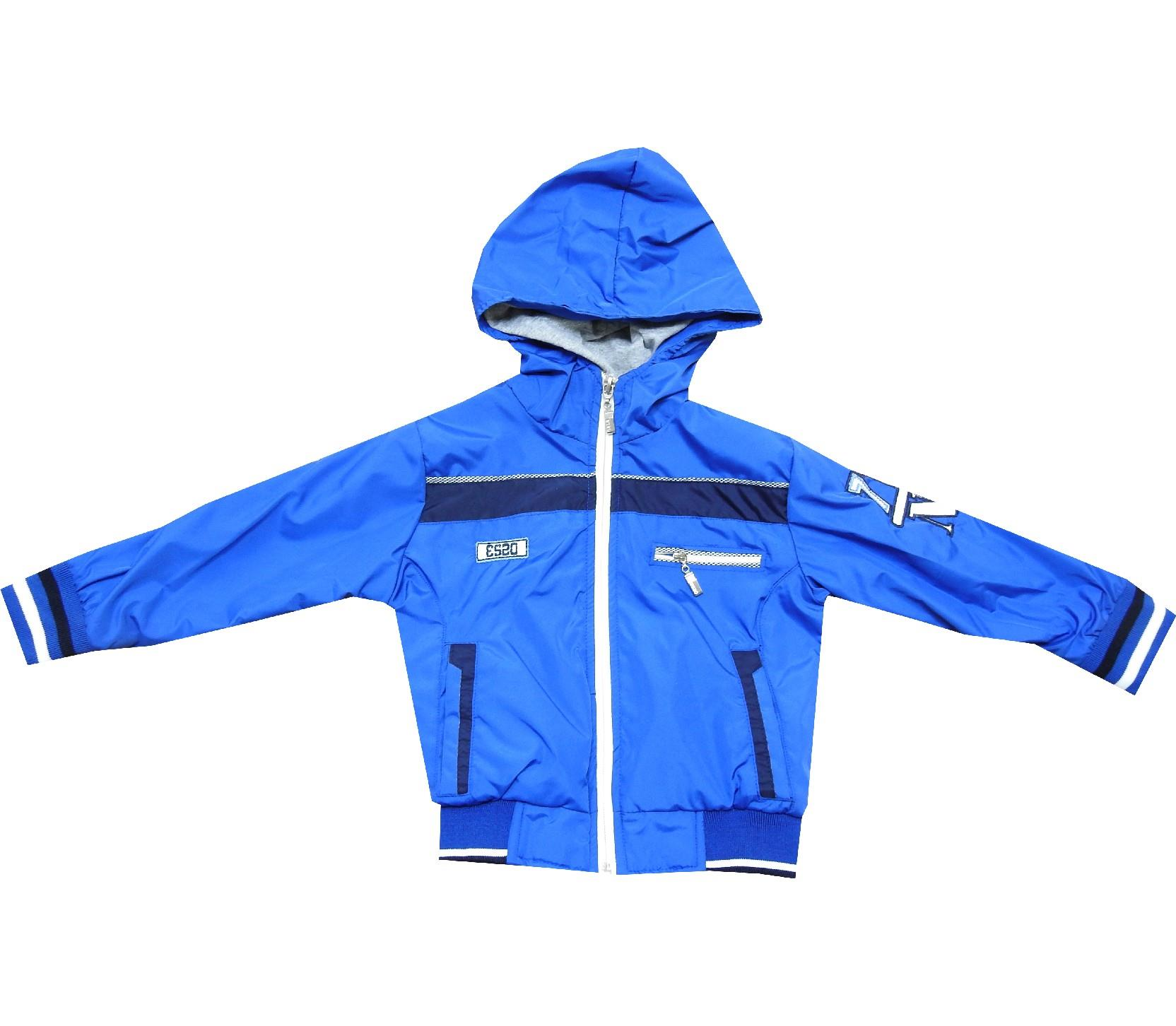 Wholesale waterproof jacket for boy (1-2-3-4 age)
