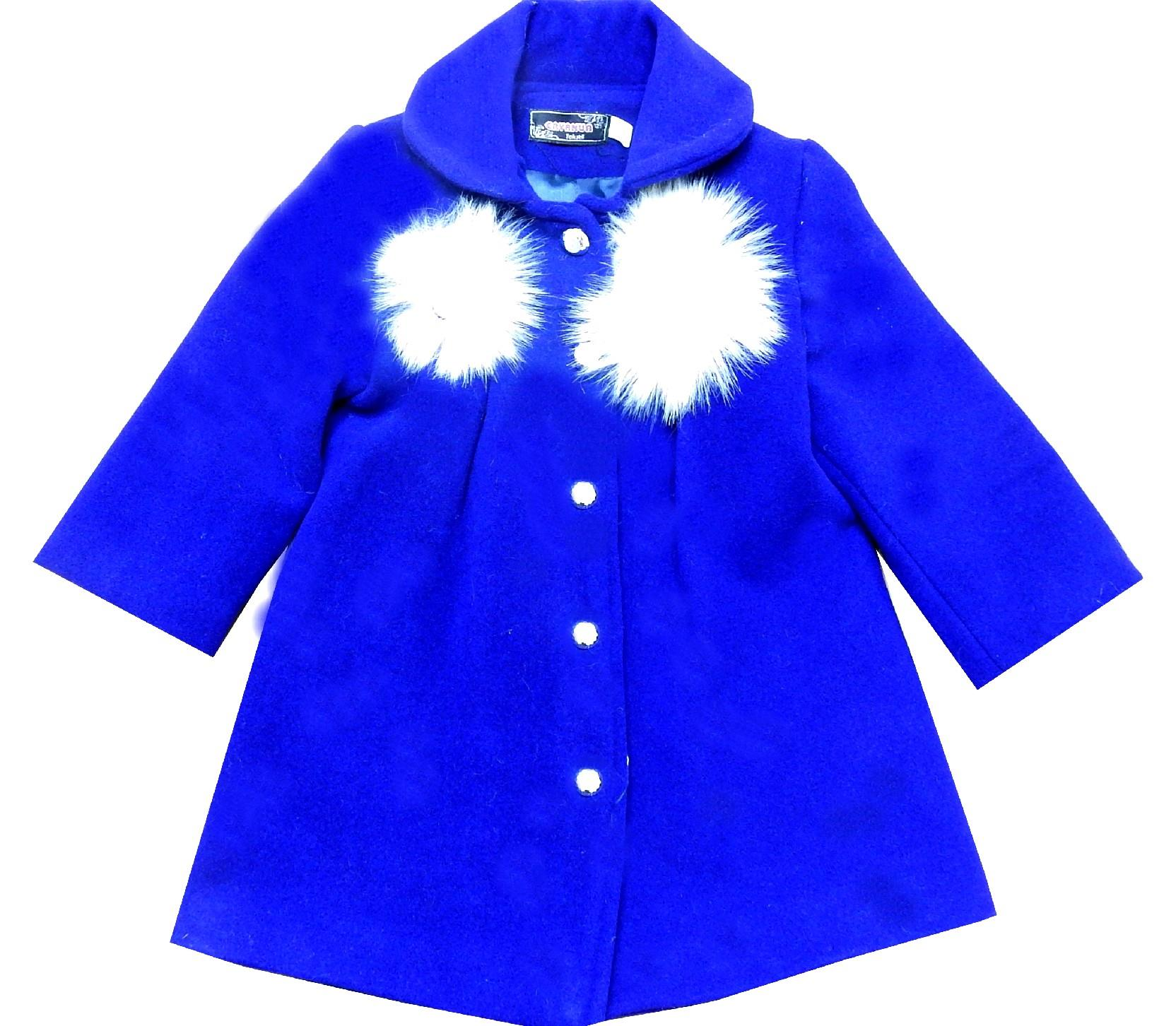 54897 Wholesale coat for girl (2-4-6-8 age)