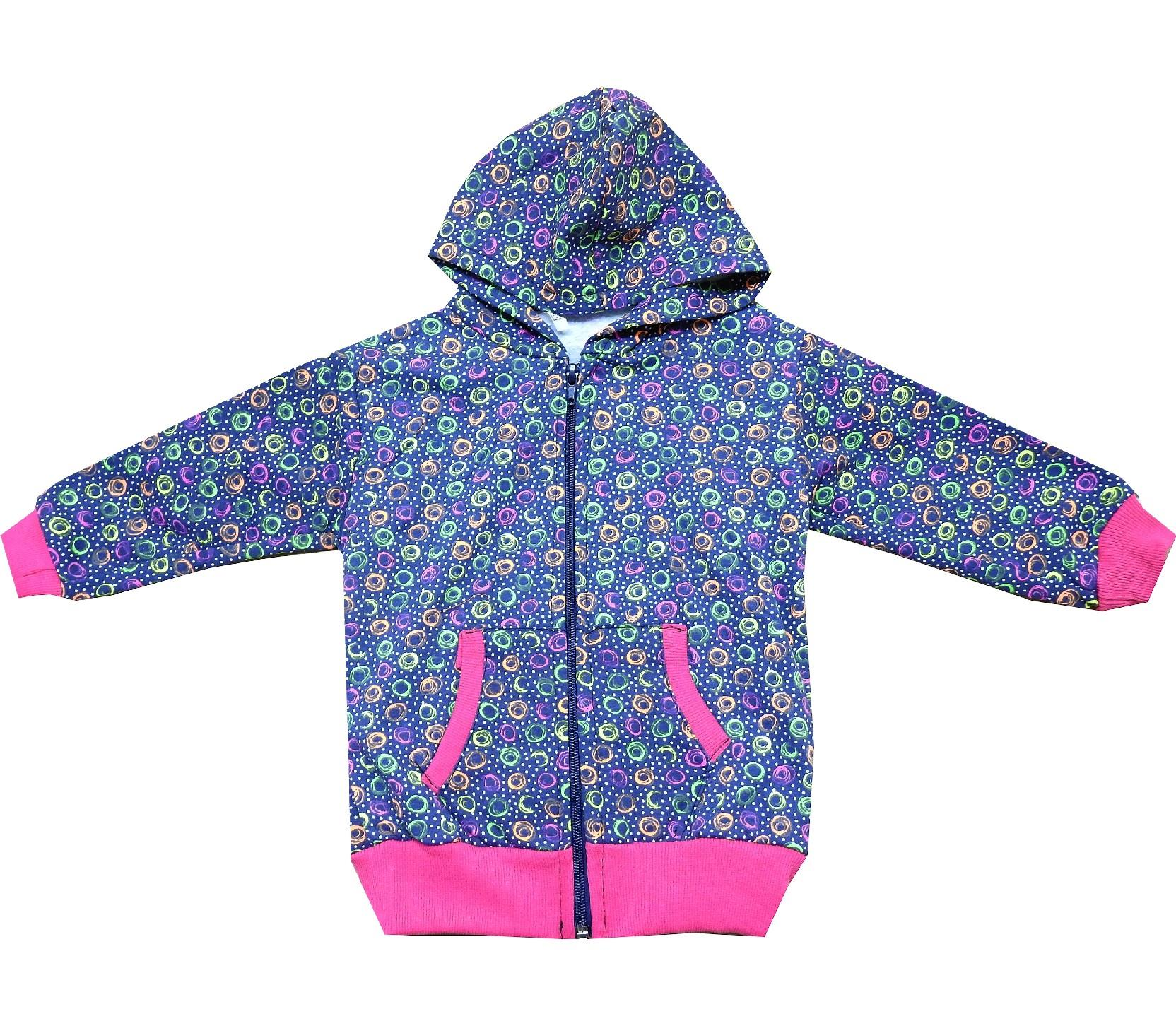 Wholesale hooded embroidery swatshirt for children (2-3-4 age)