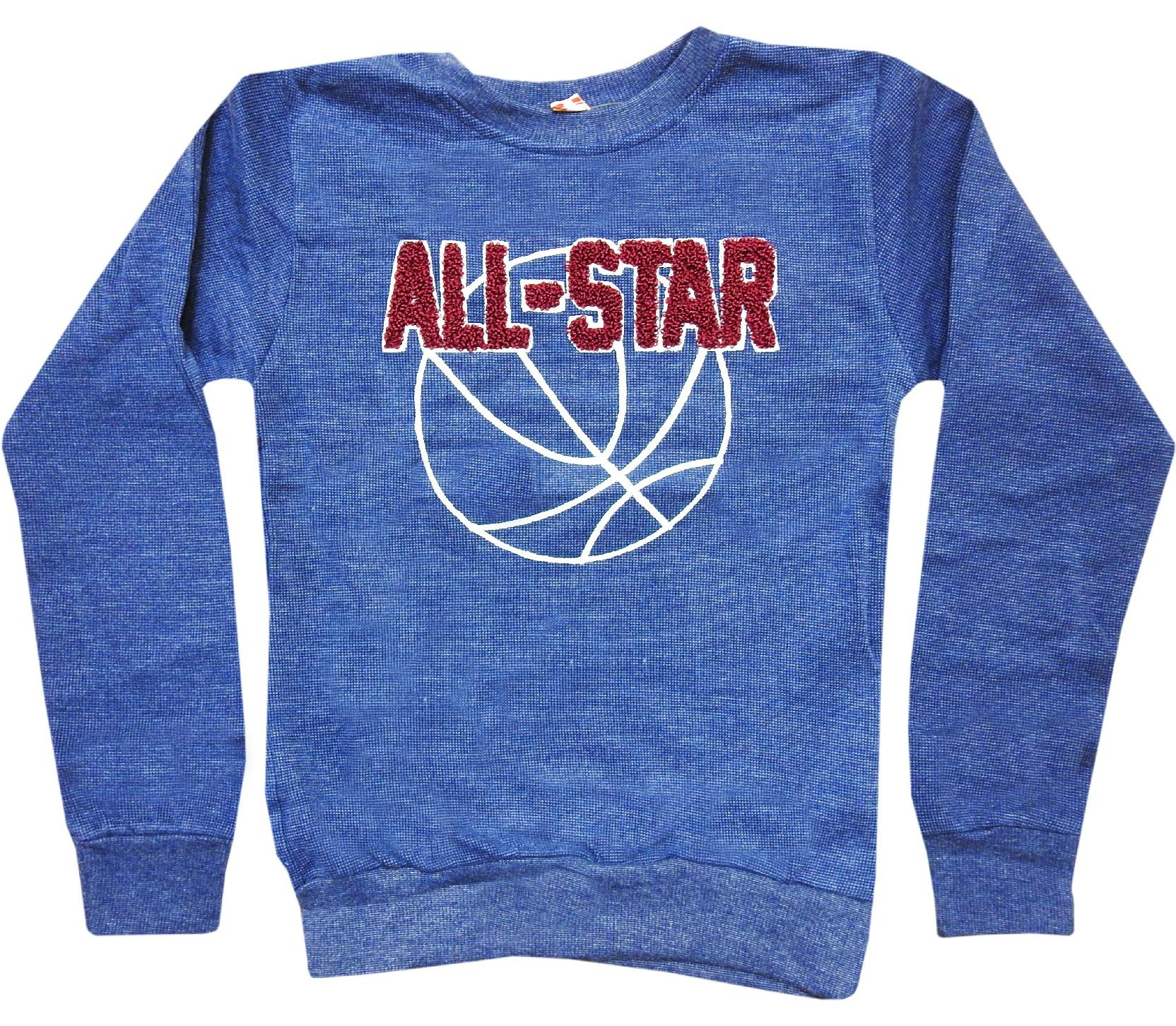 Wholesale ''ALL STAR'' pint sweater for boy (5-6-7-8-9 age)