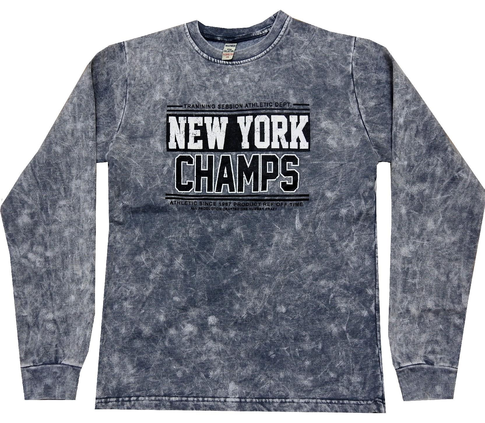 Wholesale ''new york'' print sweat for boy (11-12-13-14-15 age)