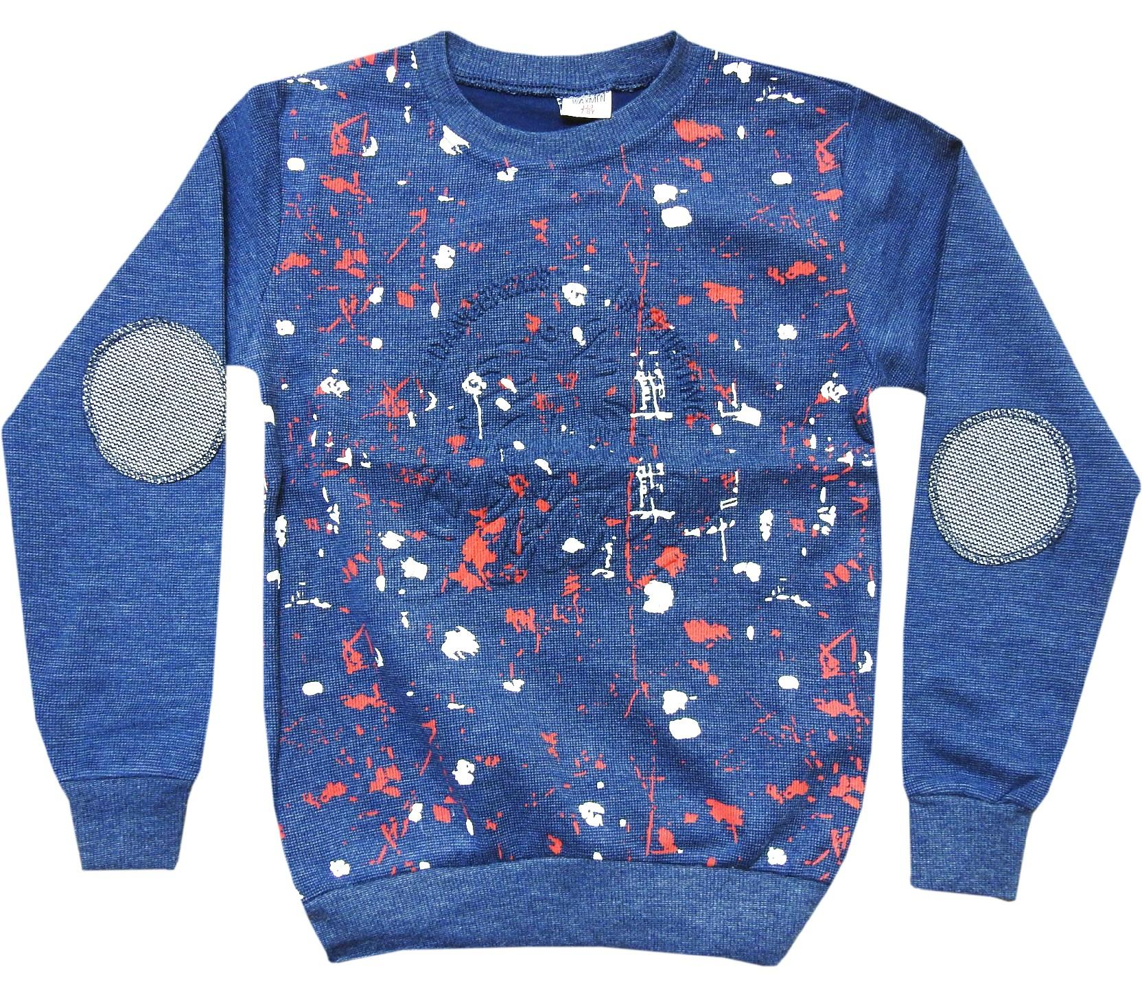 Wholesale letter print sweater for boy (5-6-7-8-9 age)
