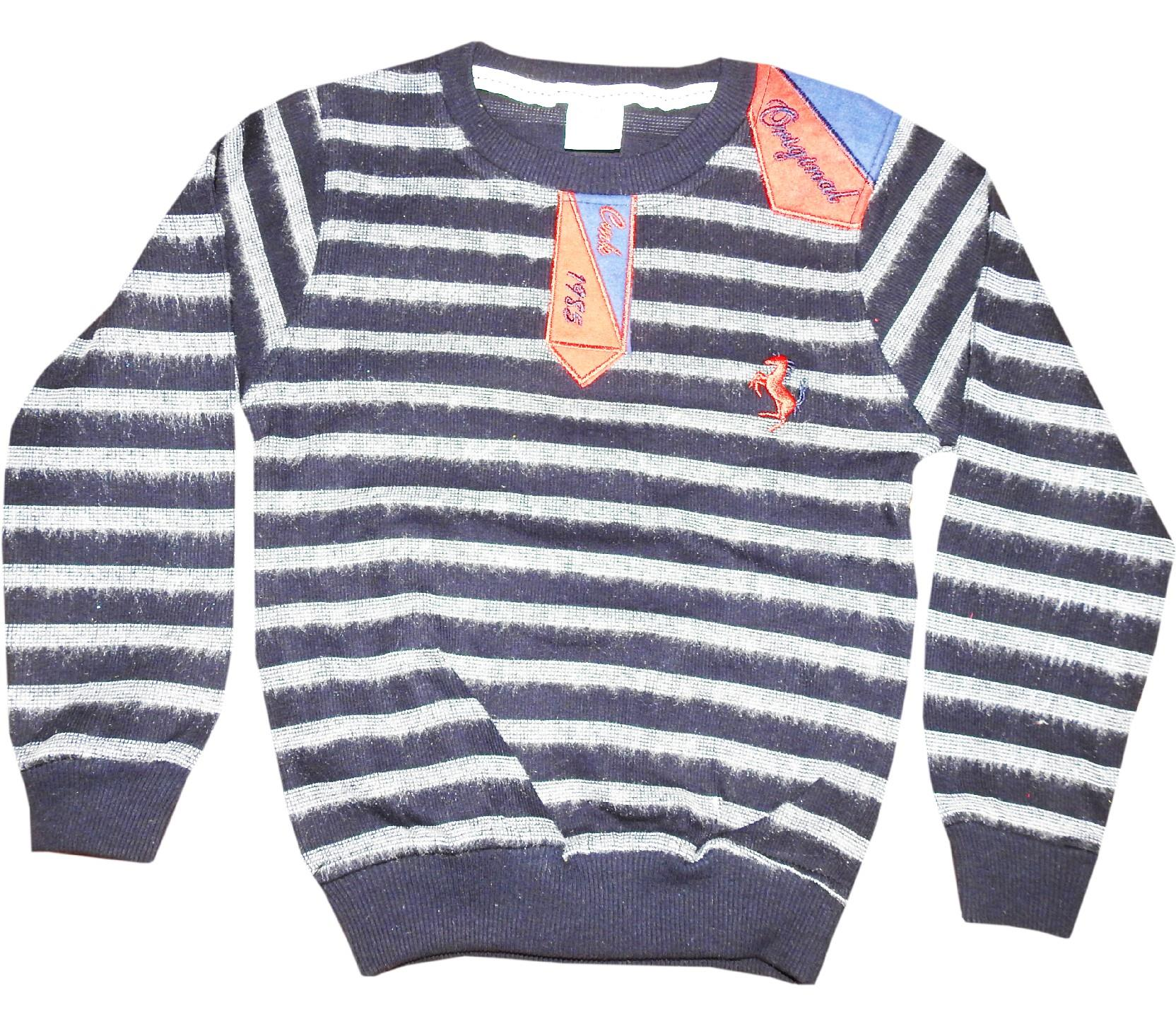 Wholesale striped design sweats for childs (6-7-8-9-10 age)
