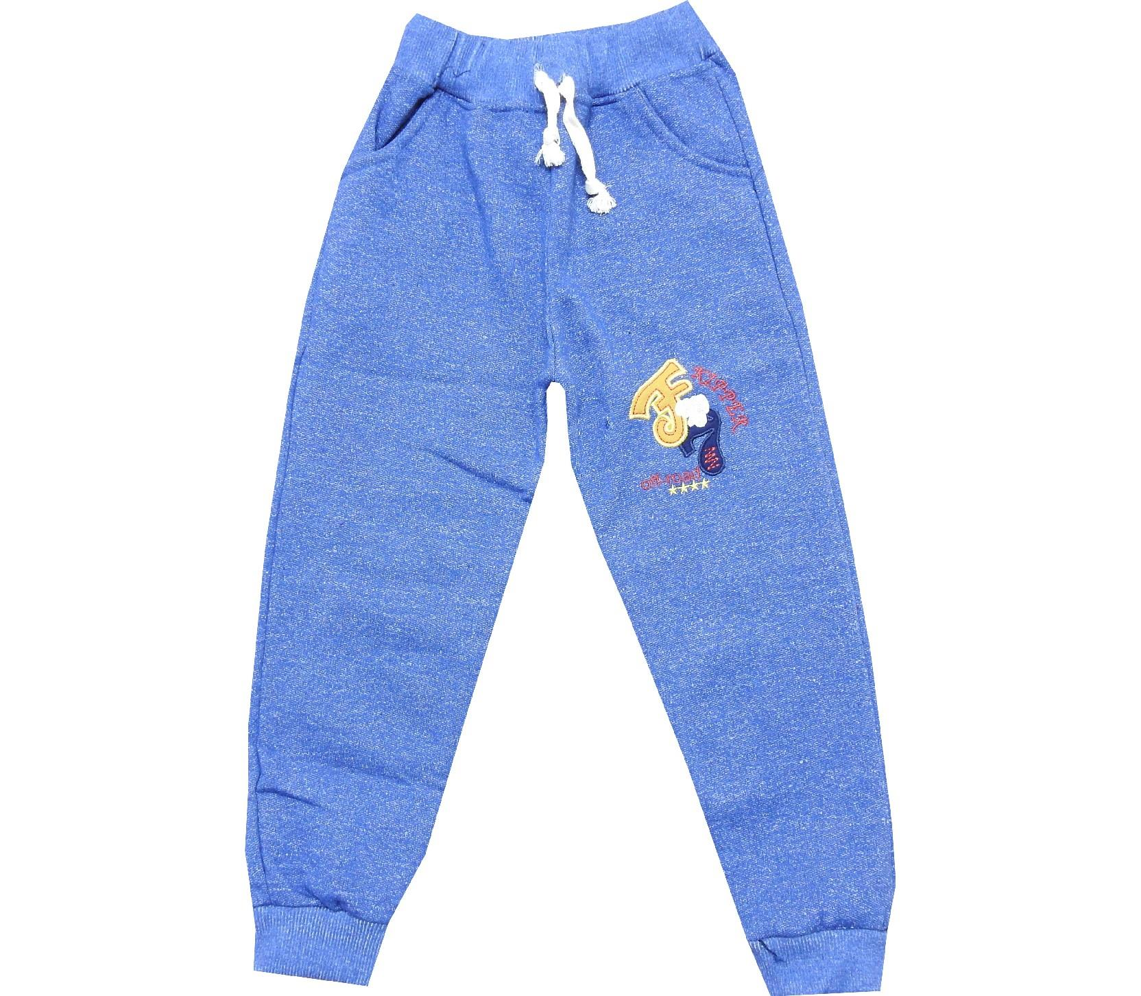 Wholesale ''F7'' printed trouser for kids (9-10-11-12 age)