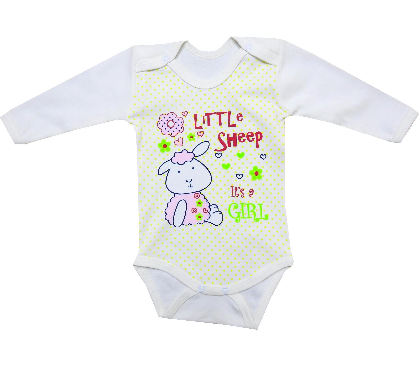 Wholesale ''little ship'' print bodysuit for baby (3-6-9-12 month)