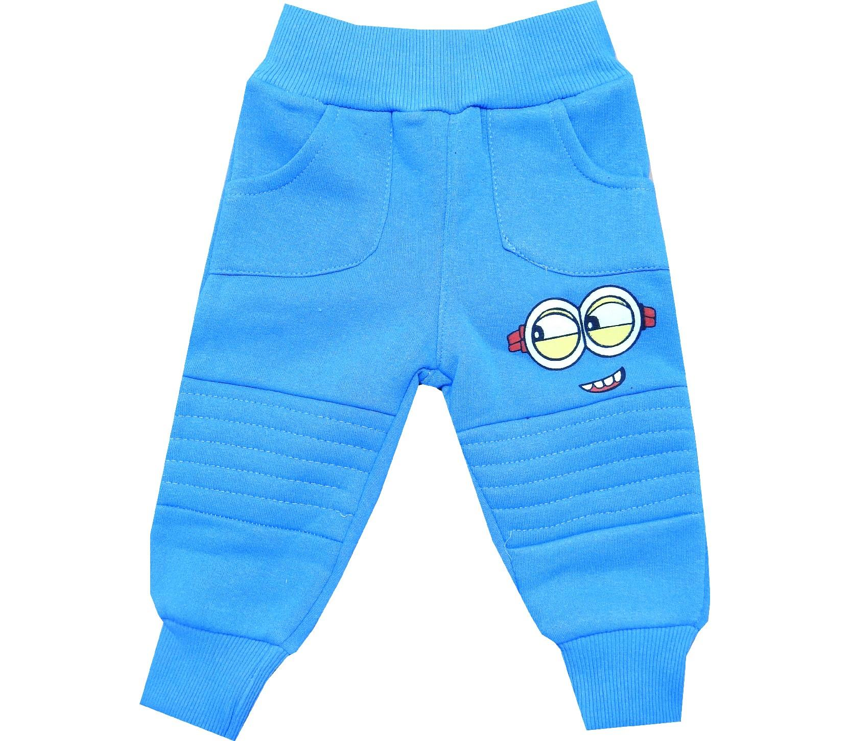 Wholesale three-ply single pant for kids (0-1-2-3 age)