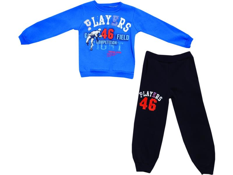 2007 wholesale player printed tracksuit for children (6-8-10-12 age)