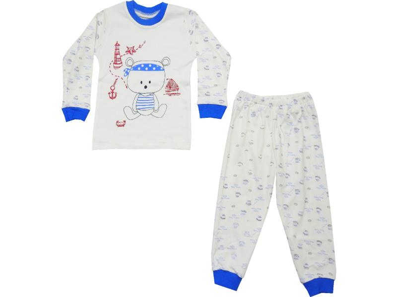 1600 wholesale bear printed pyjama for boy (1-2-3 age)