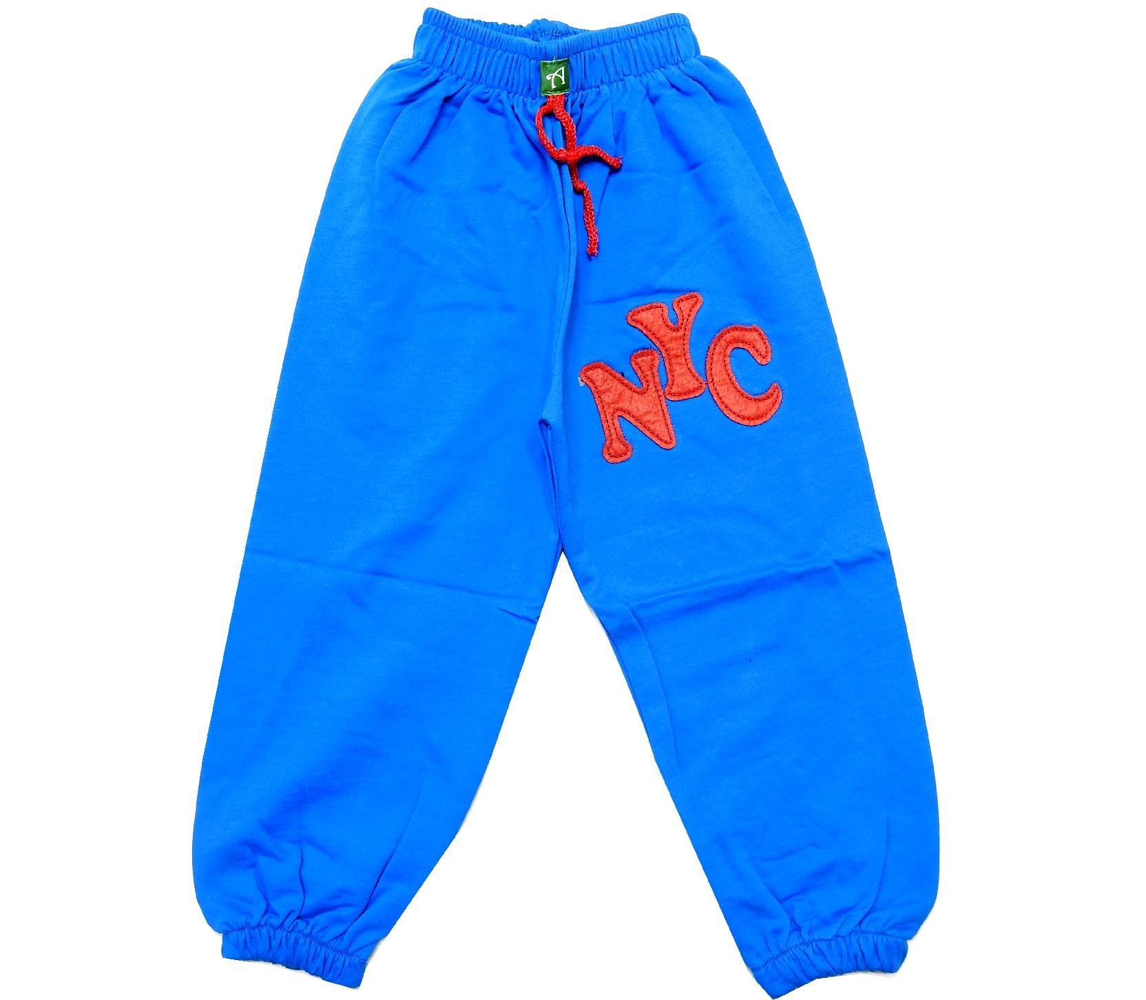 Wholesale NYC print trouser for kids (6-8-9-10-12-14 age)