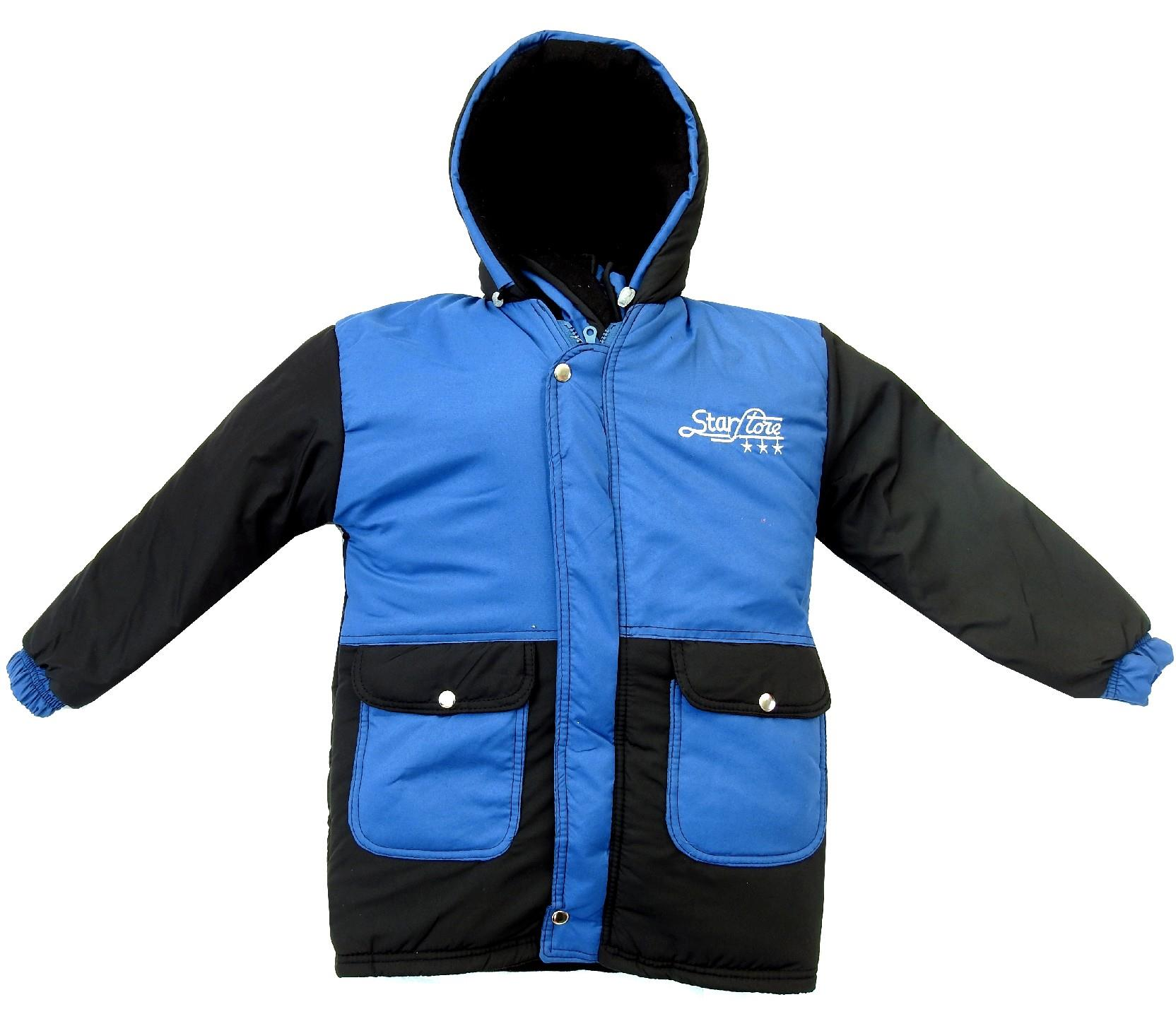 Wholesale hooded pocket coat for boy (5-6-7-8 age)