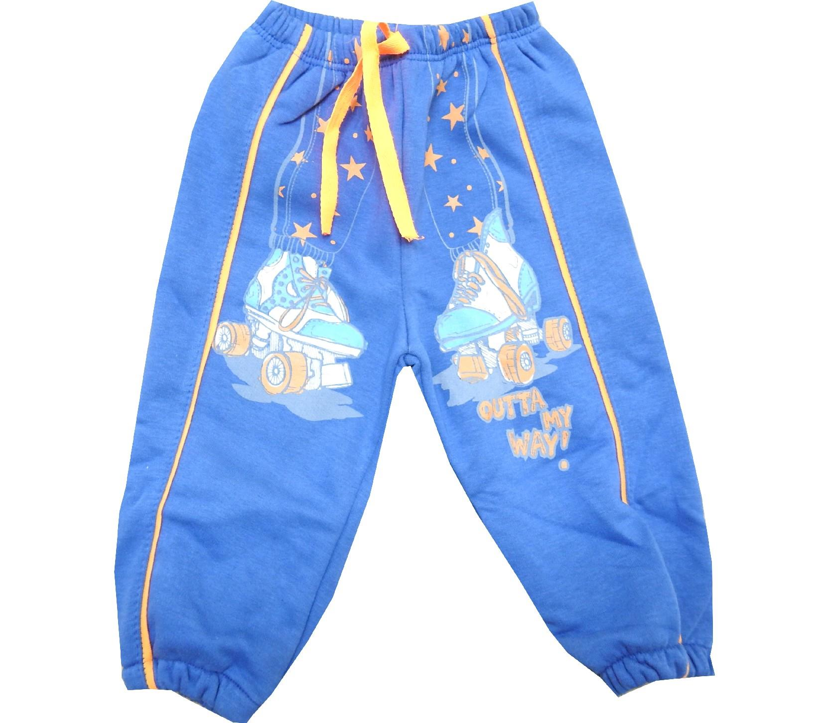 Wholesale skate print trouser for girl (1-2-3 age)