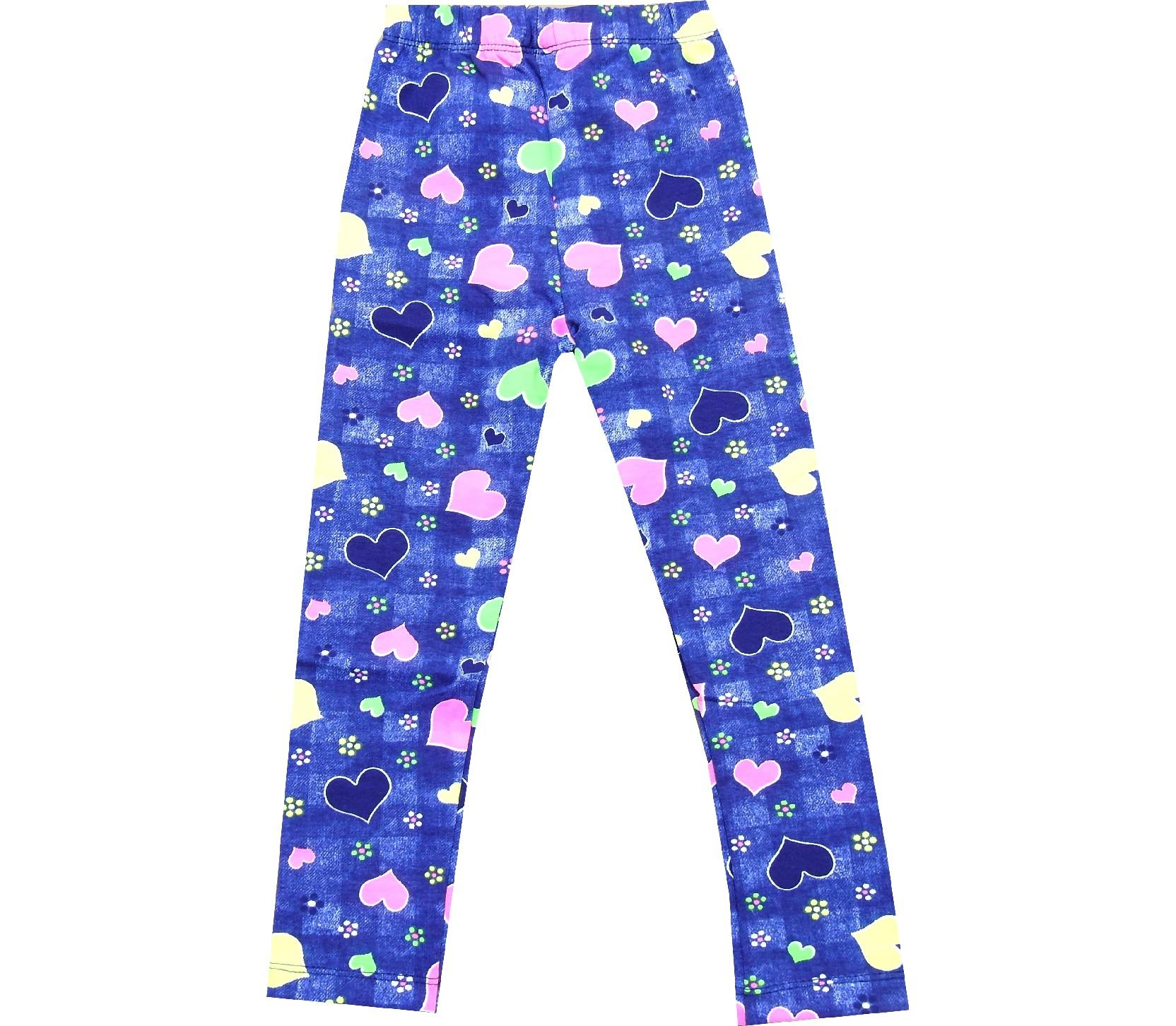 2364 wholesale embroidery tights for girl (5-6-7-8 age)