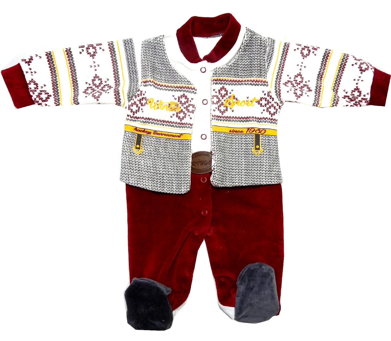32 Wholesale embroidery romper for baby (3-6-9 month)